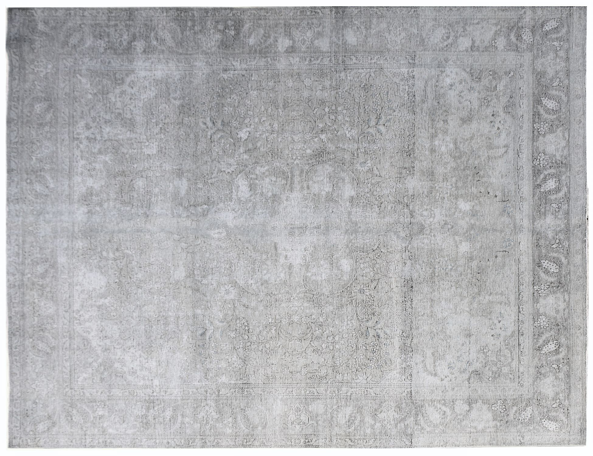 Vintage Carpet  grey <br/>365 x 293 cm