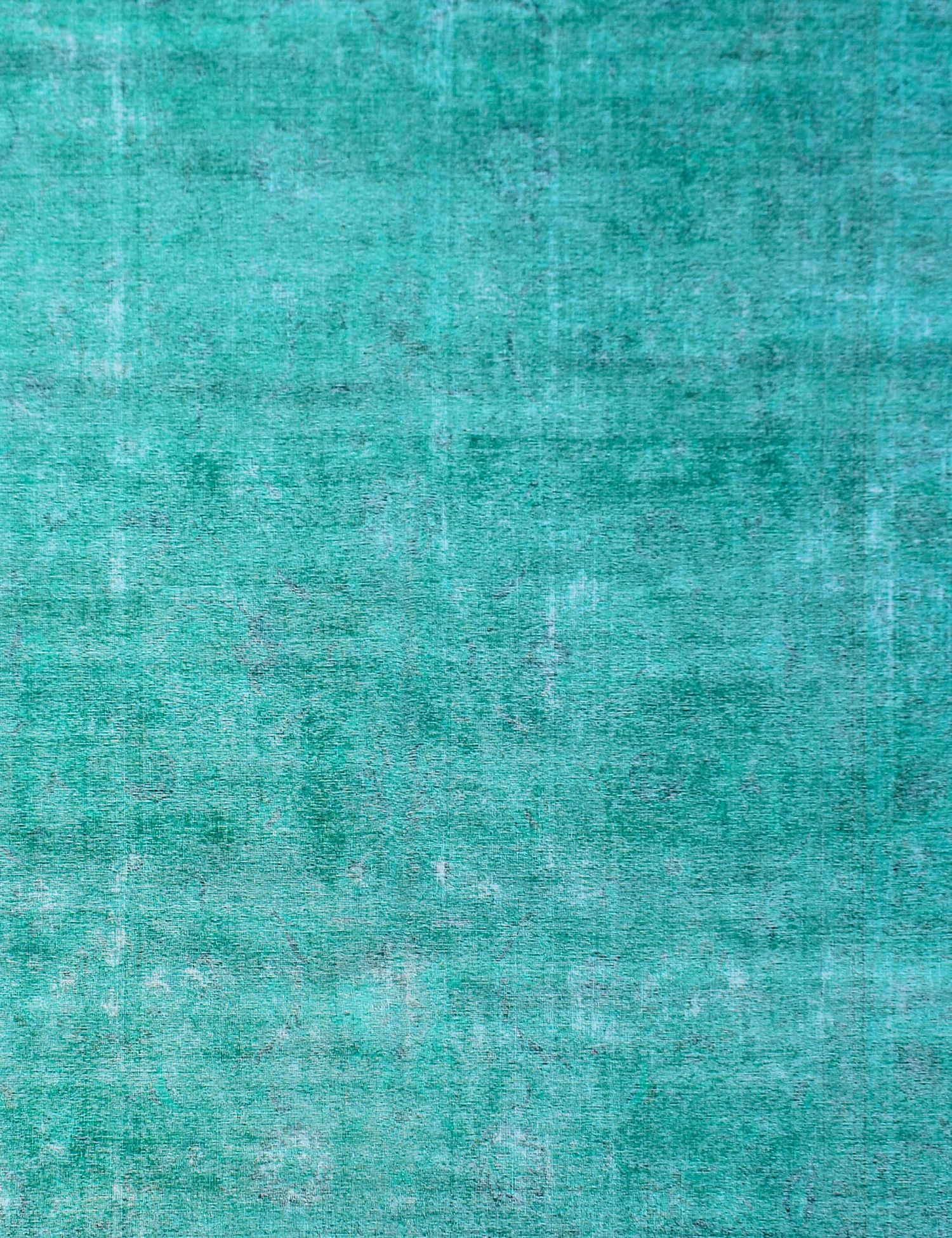 Vintage Carpet  green <br/>373 x 267 cm