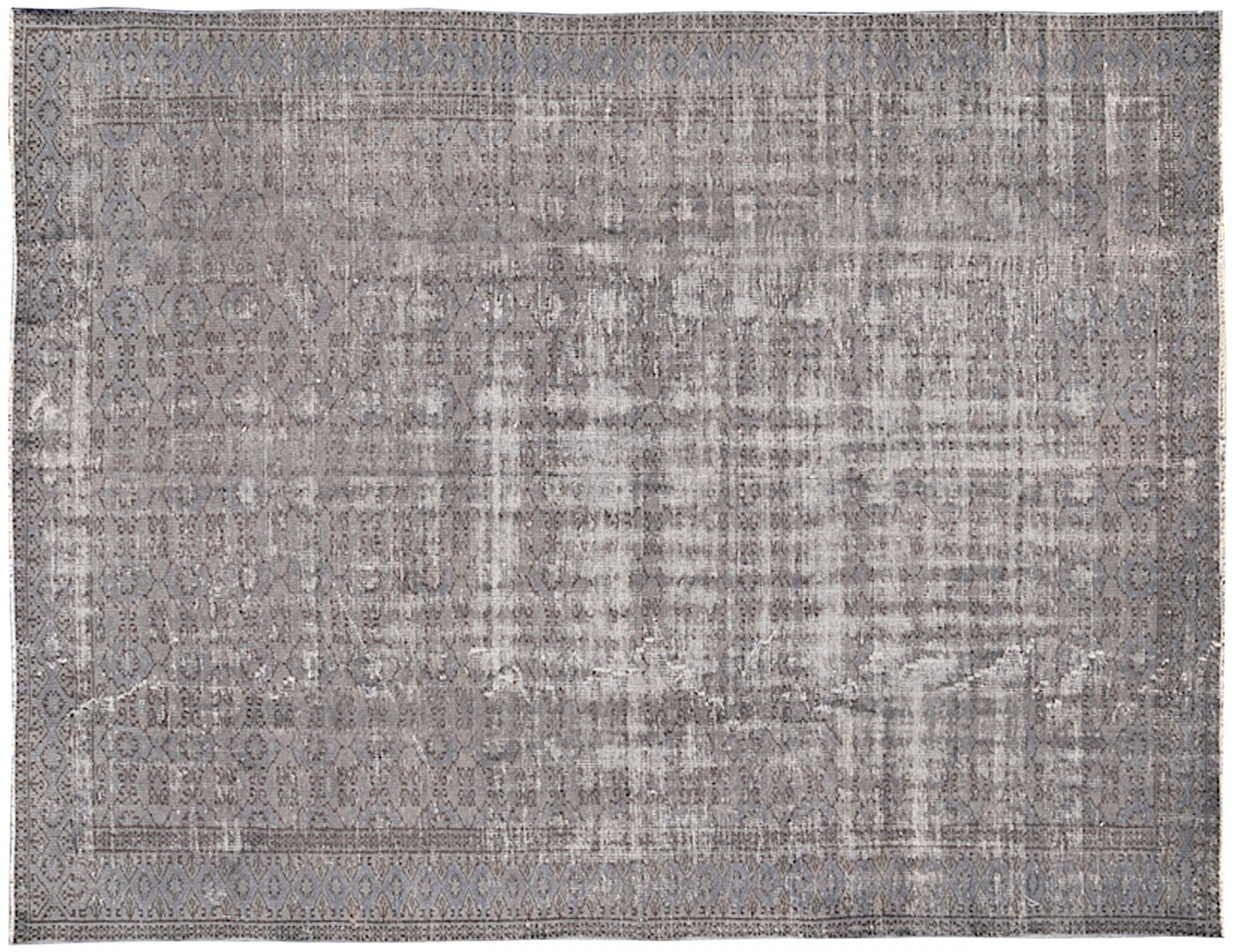 Vintage Carpet  grey <br/>285 x 216 cm