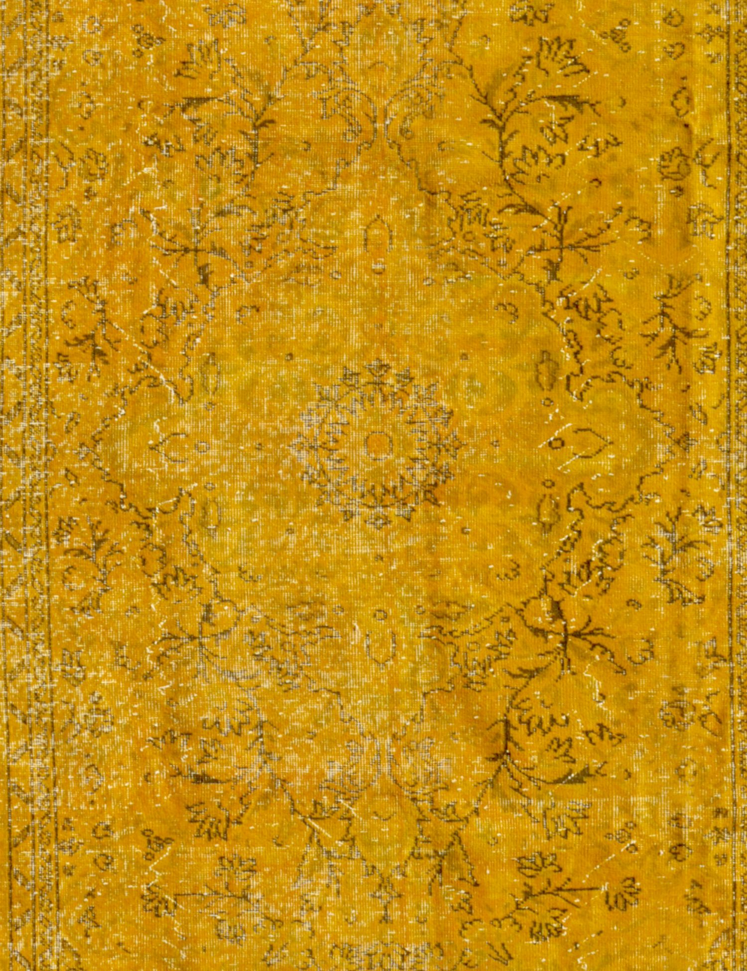 Vintage Carpet  orange <br/>295 x 178 cm