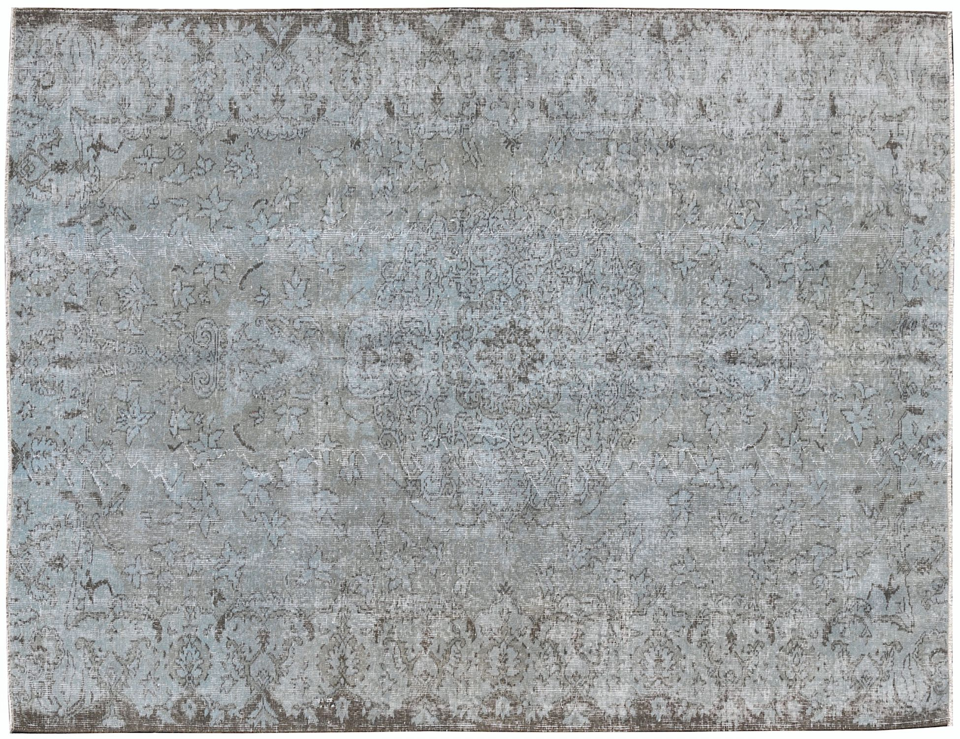 Vintage Carpet  blue <br/>268 x 198 cm