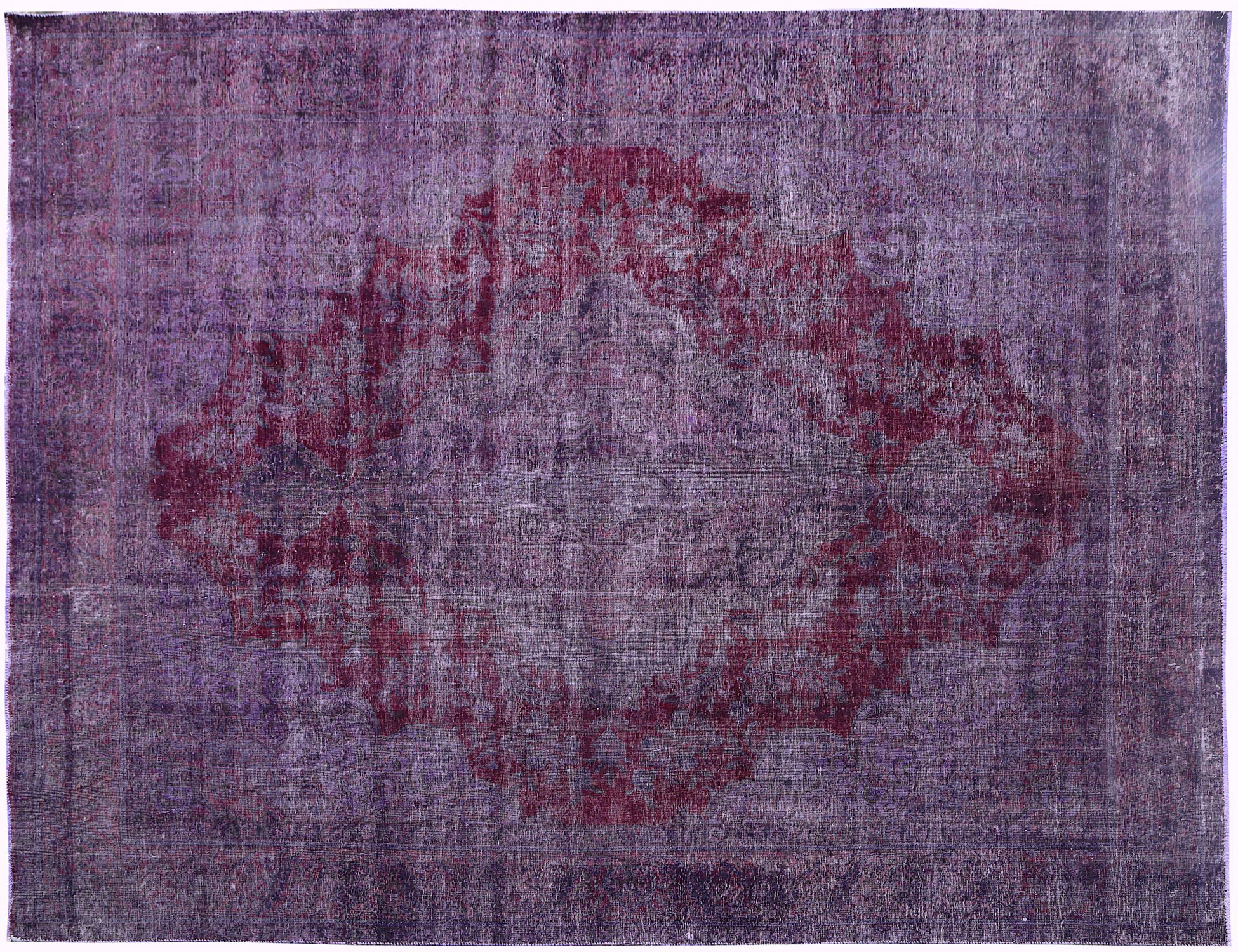 Vintage Carpet  purple <br/>388 x 297 cm