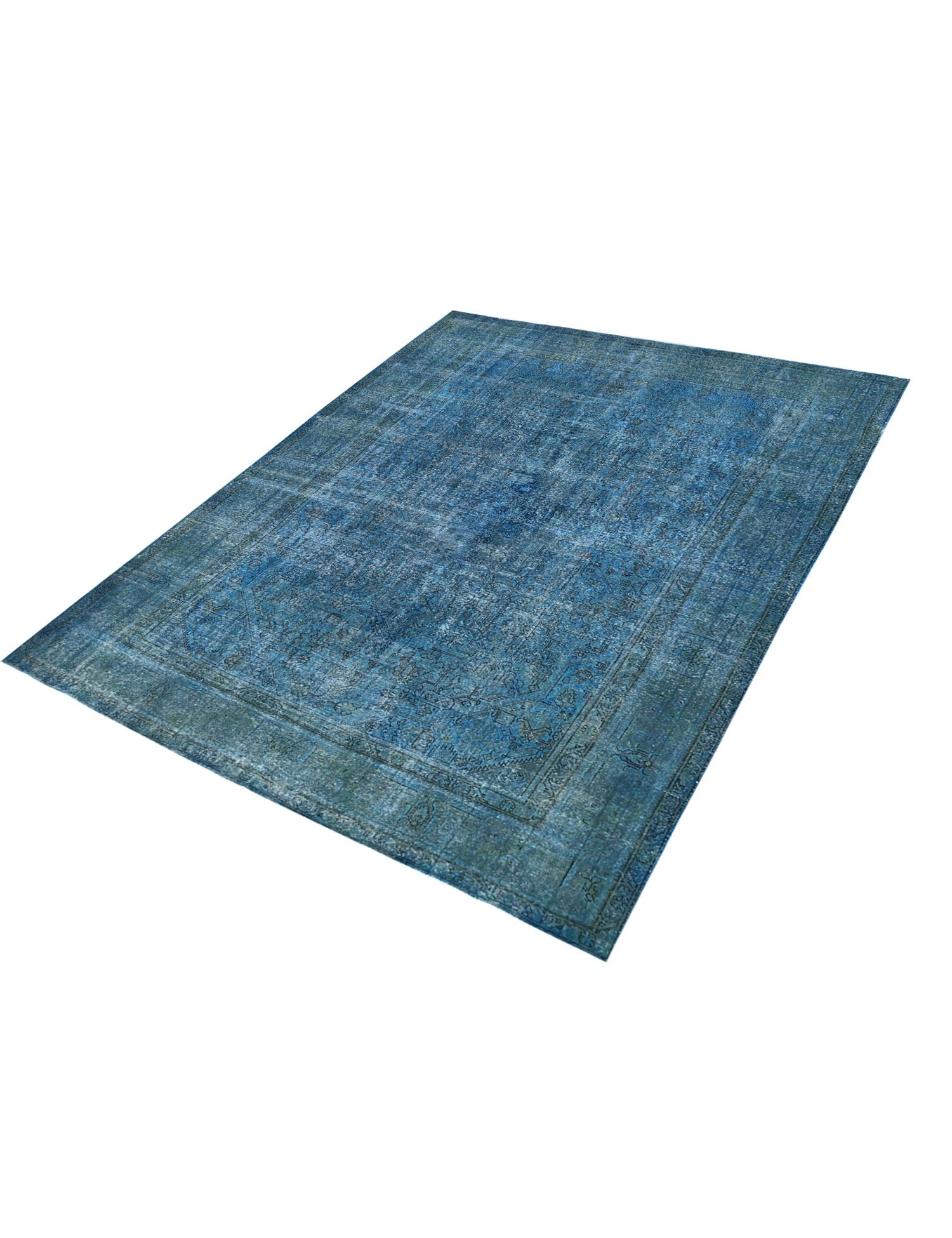 Vintage Carpet  blue <br/>382 x 289 cm