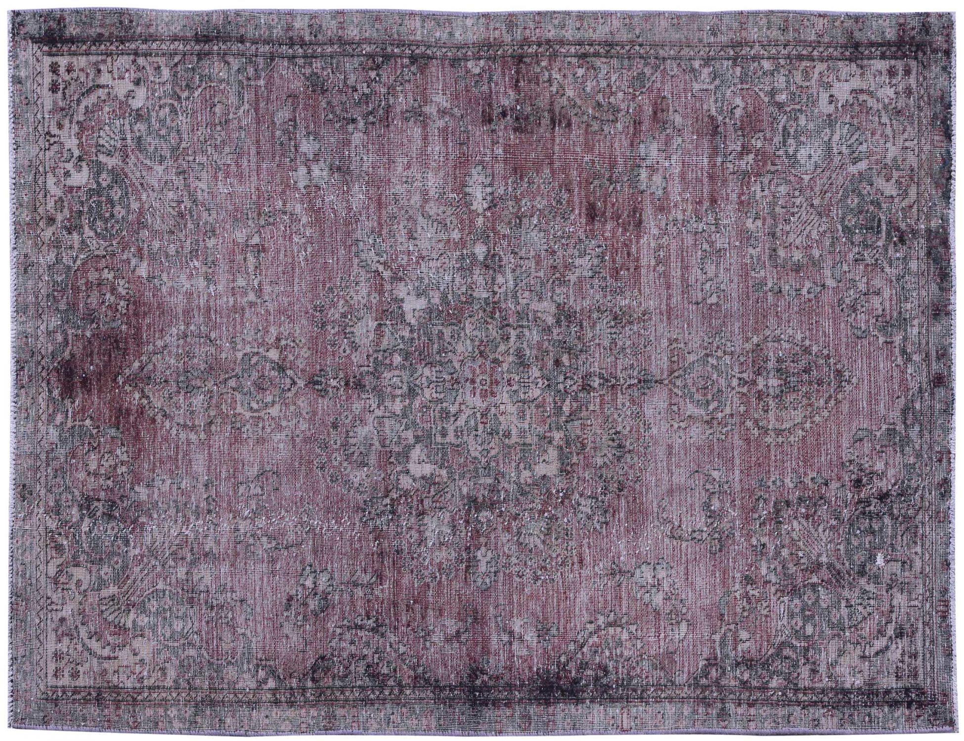 Vintage Teppich  lila <br/>237 x 140 cm