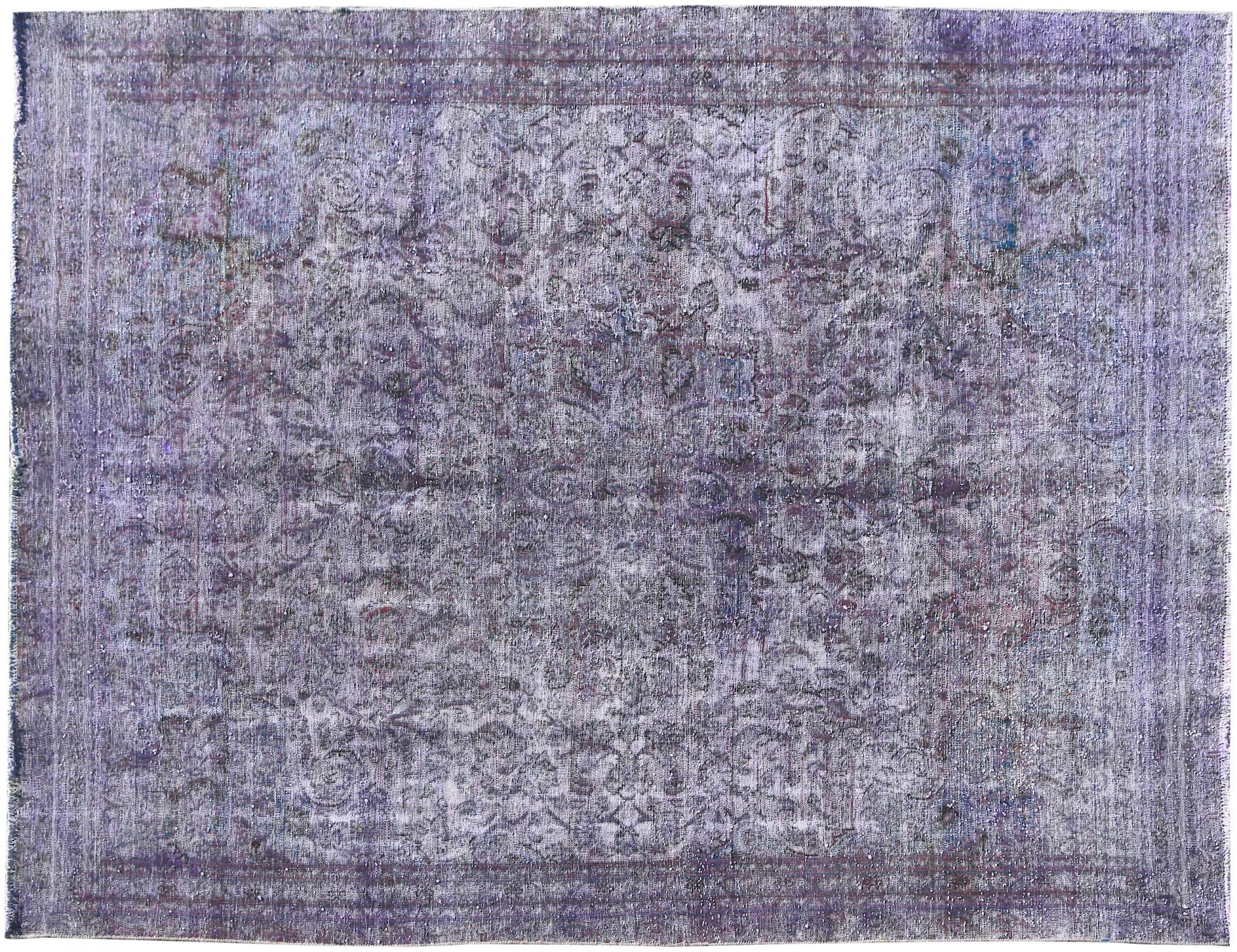 Vintage Carpet  purple <br/>322 x 230 cm