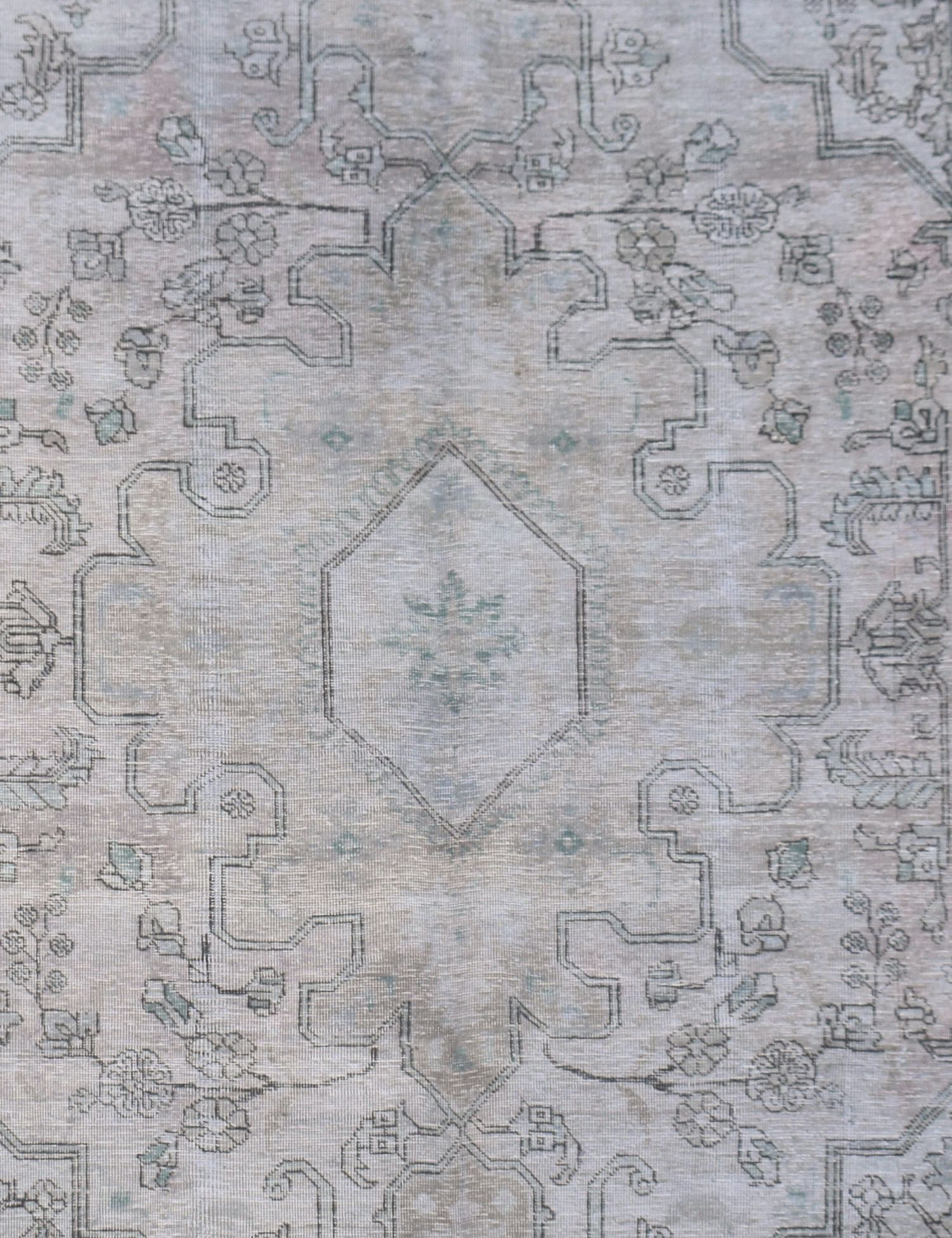 Vintage Carpet  grey <br/>287 x 190 cm