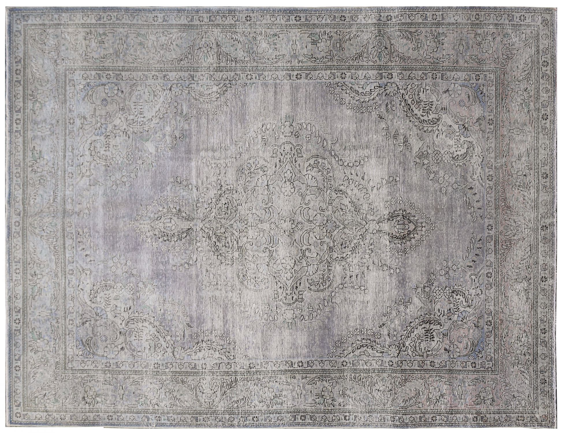Vintage Carpet  grey <br/>283 x 200 cm