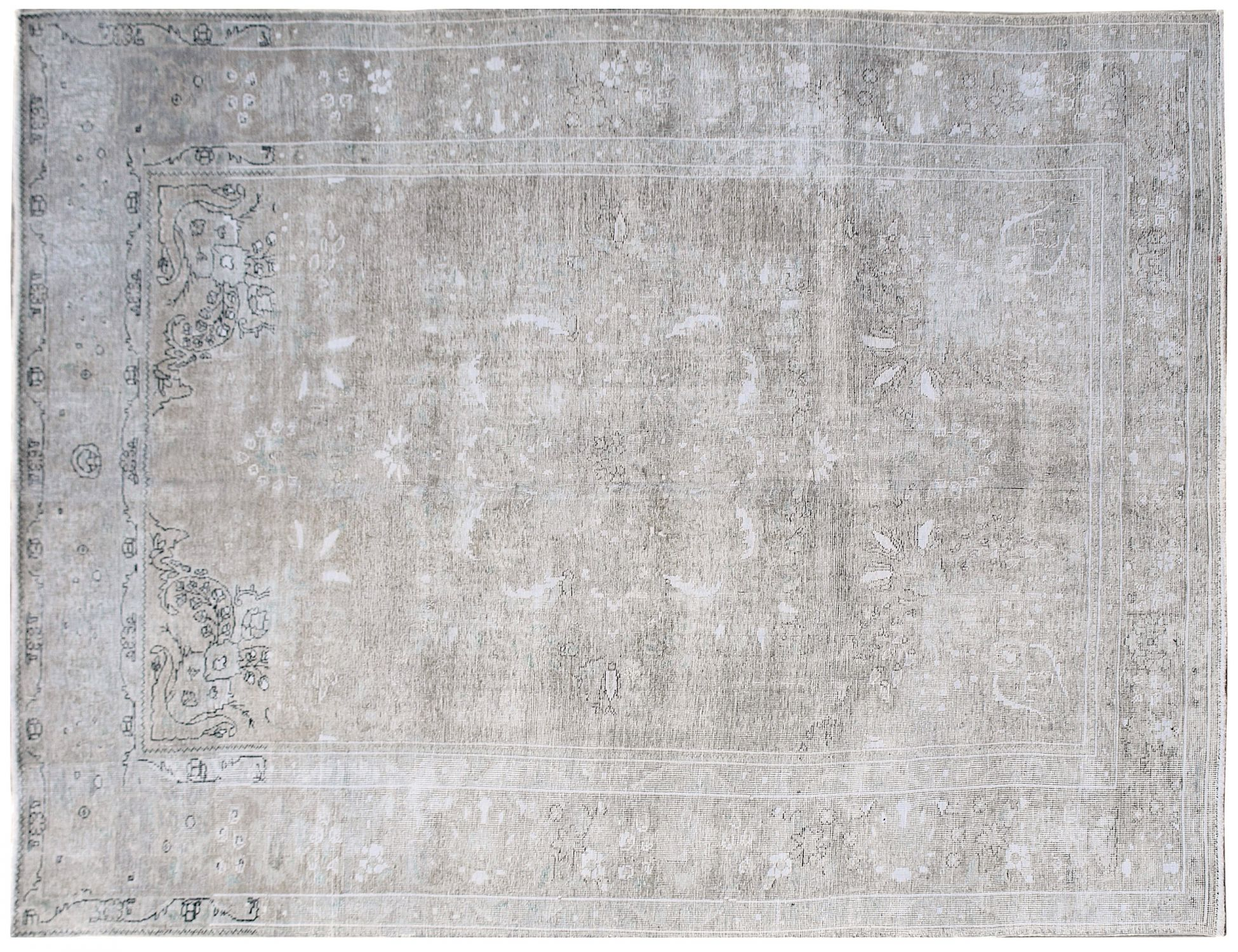 Vintage Carpet  grey <br/>292 x 198 cm