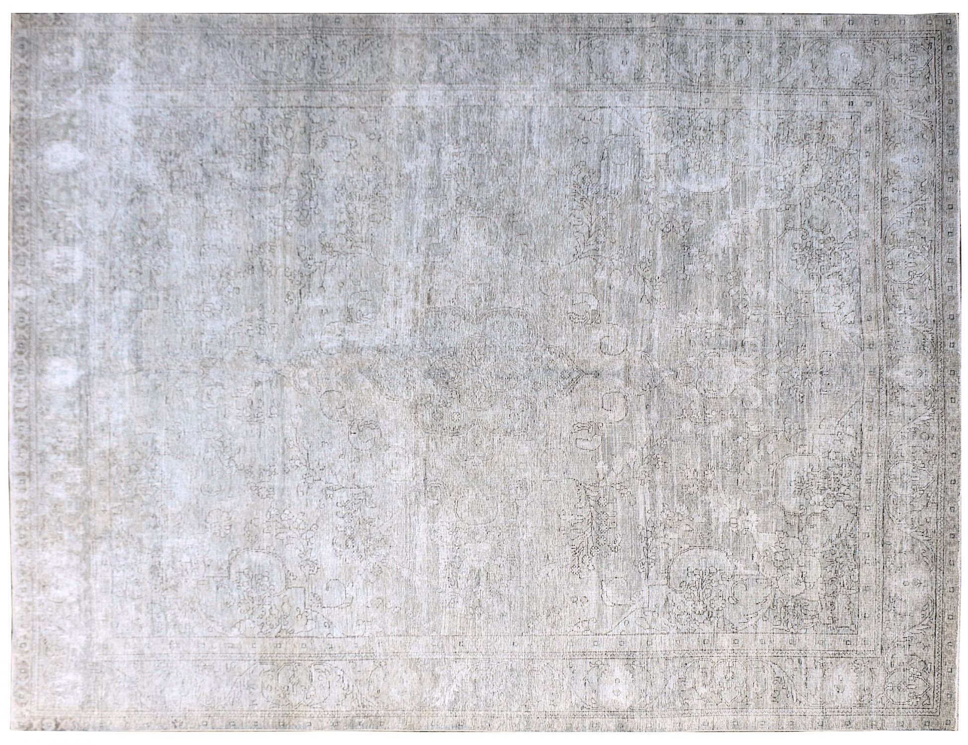 Vintage Carpet  grey <br/>381 x 290 cm