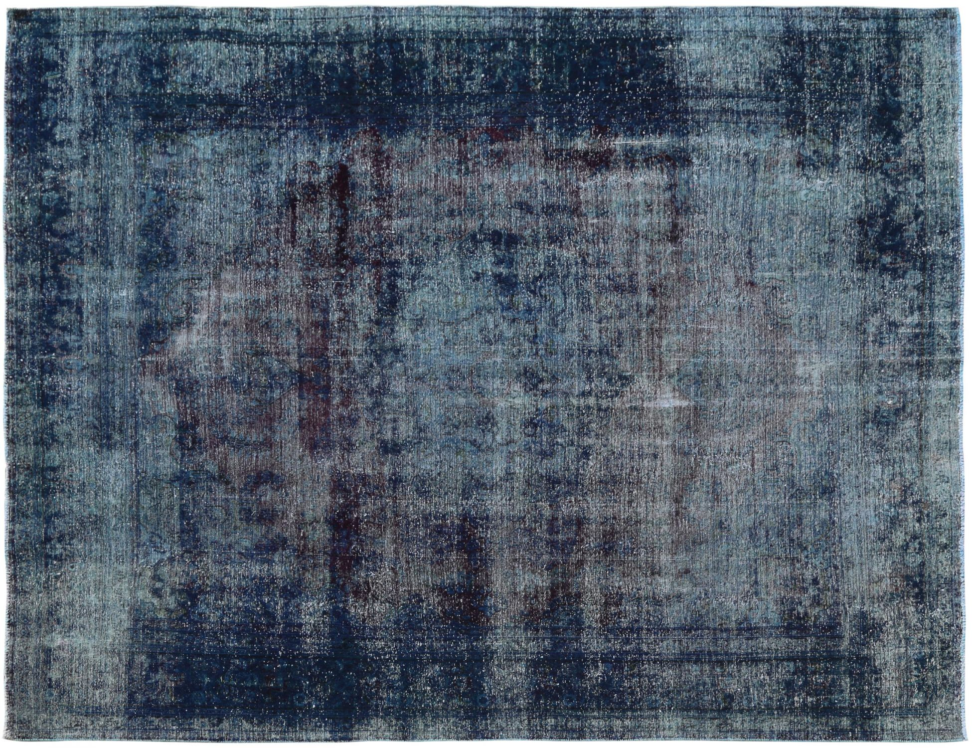 Vintage Carpet  blue <br/>357 x 289 cm