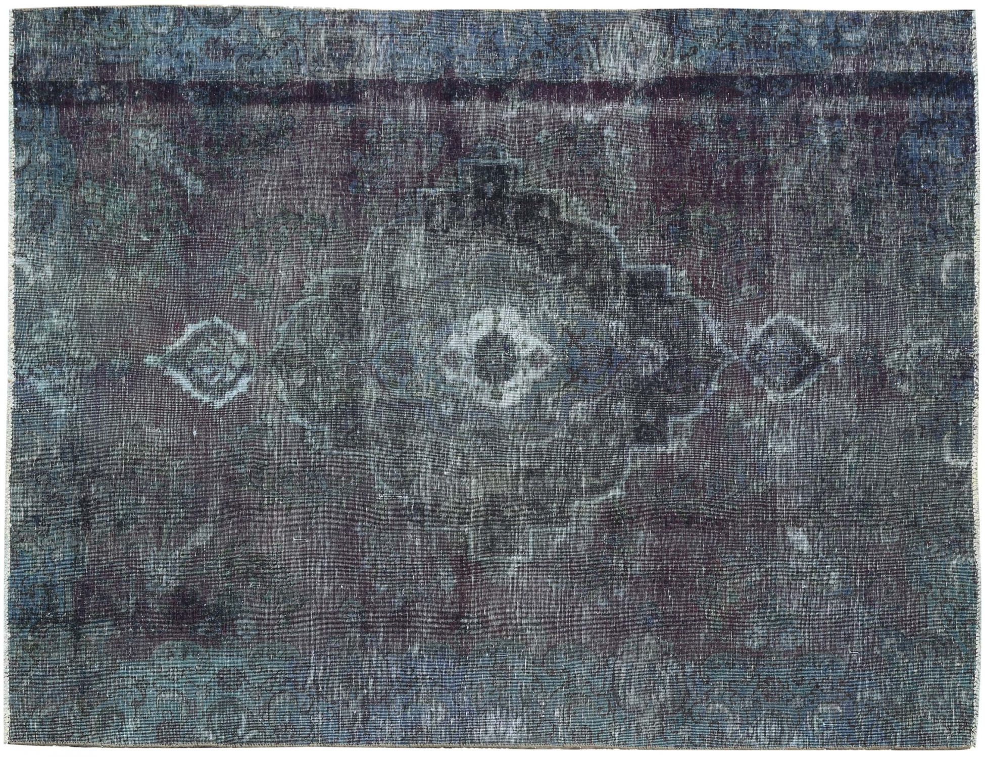 Vintage Carpet  blue <br/>287 x 202 cm