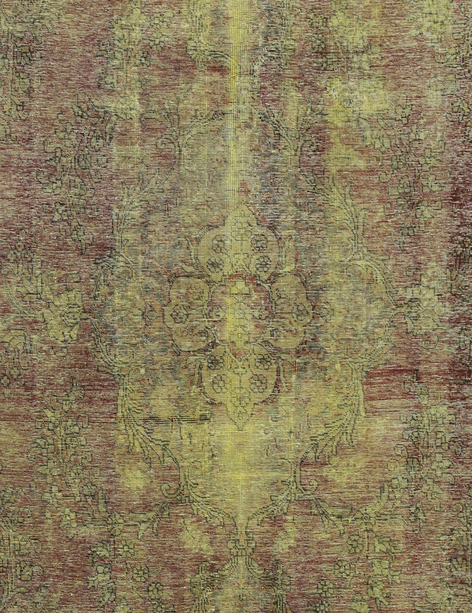 Vintage Carpet  yellow <br/>306 x 221 cm