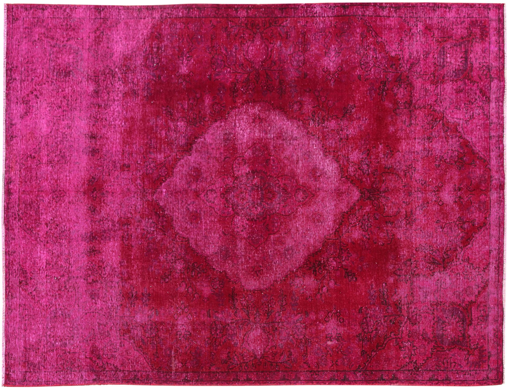 Vintage Carpet  red <br/>304 x 227 cm