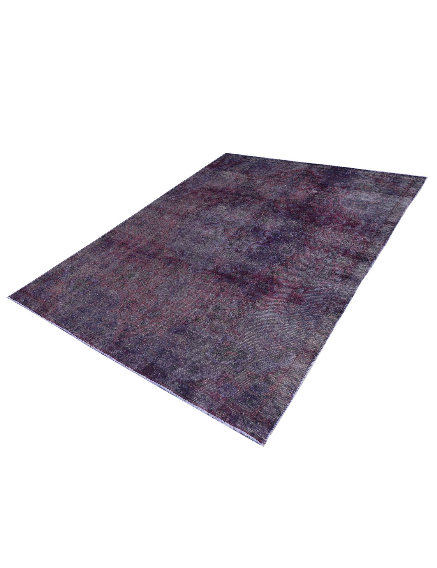 Vintage Carpet  purple <br/>252 x 155 cm
