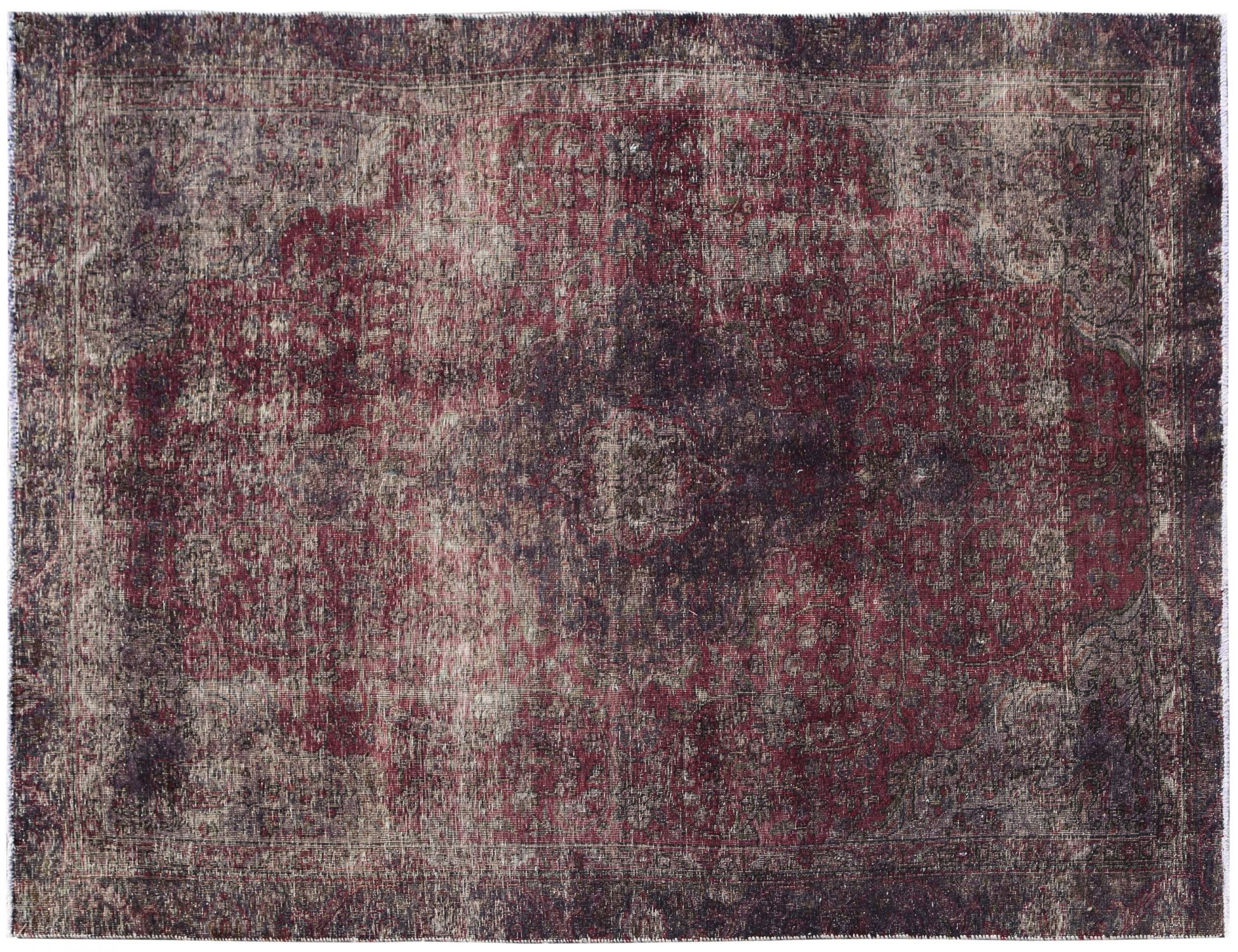 Vintage Carpet  purple <br/>276 x 181 cm