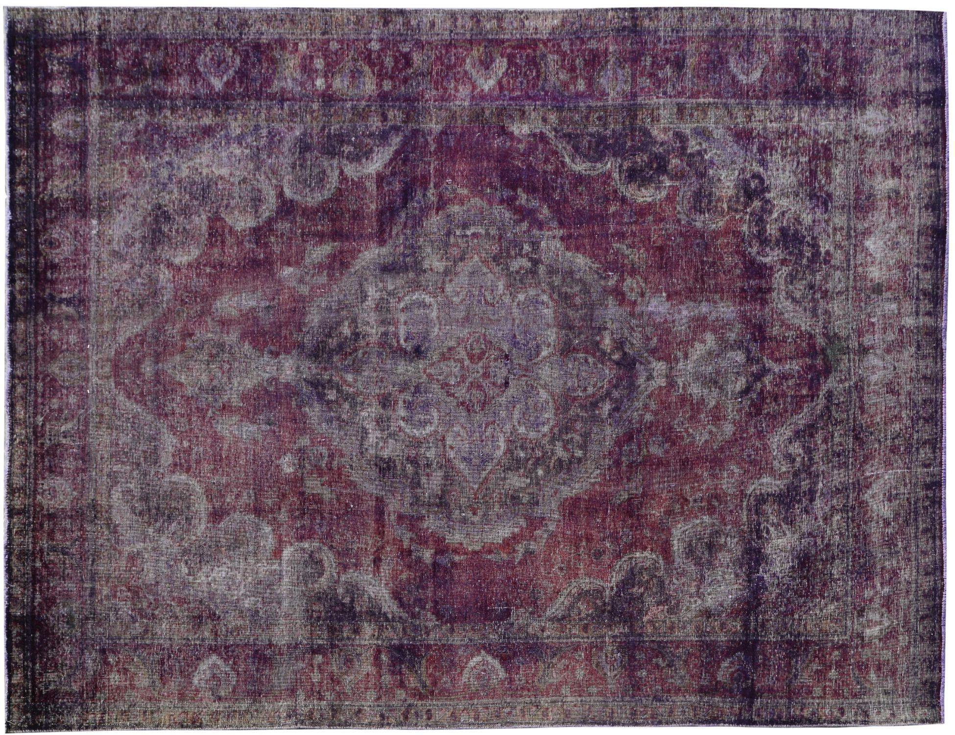 Vintage Carpets  purple <br/>400 x 285 cm