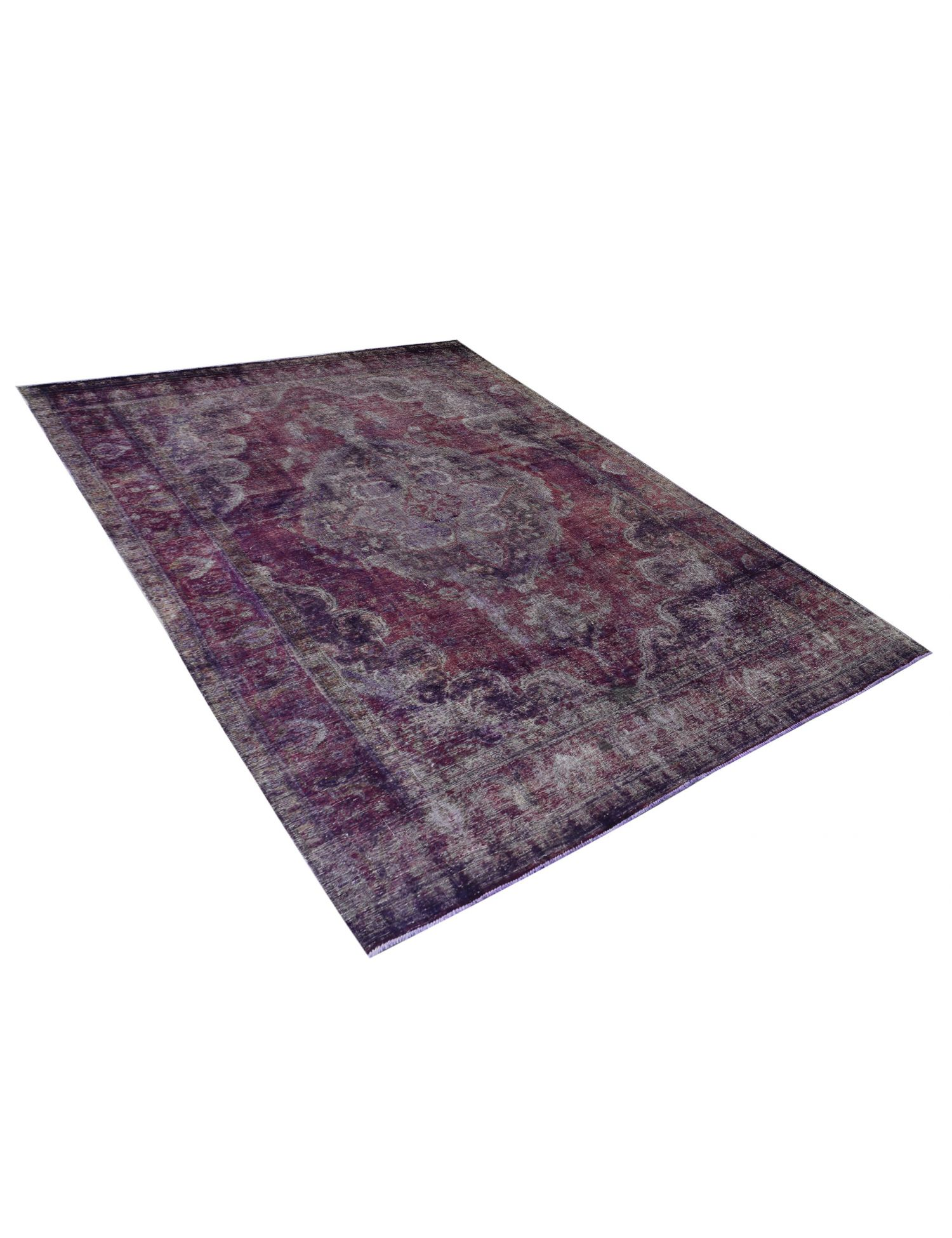 Vintage Carpet  purple <br/>400 x 285 cm