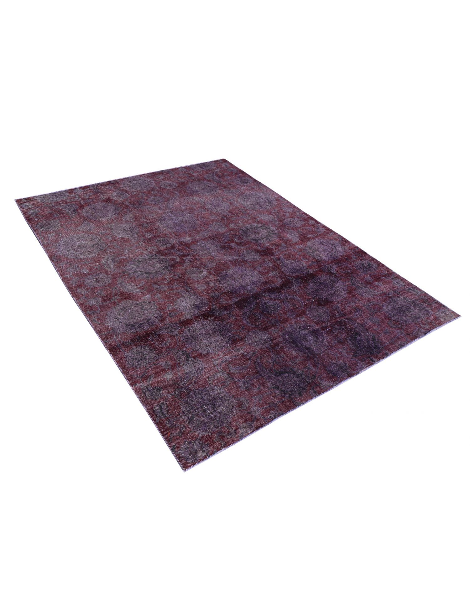 Vintage Carpet  purple <br/>266 x 198 cm