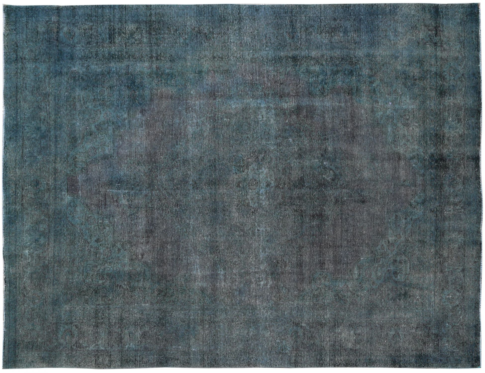 Vintage Carpet  blue <br/>447 x 304 cm