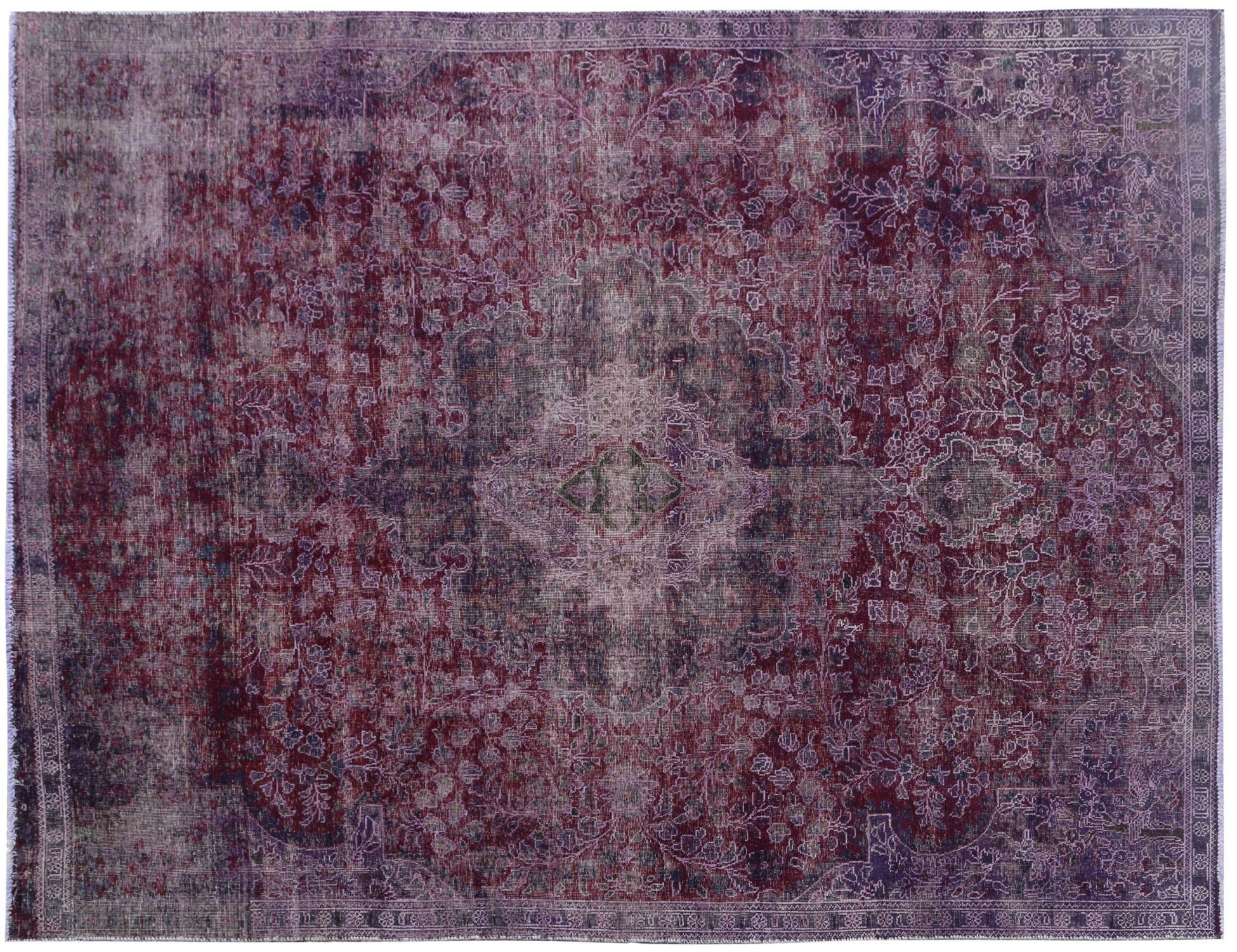 Vintage Carpet  purple <br/>328 x 230 cm