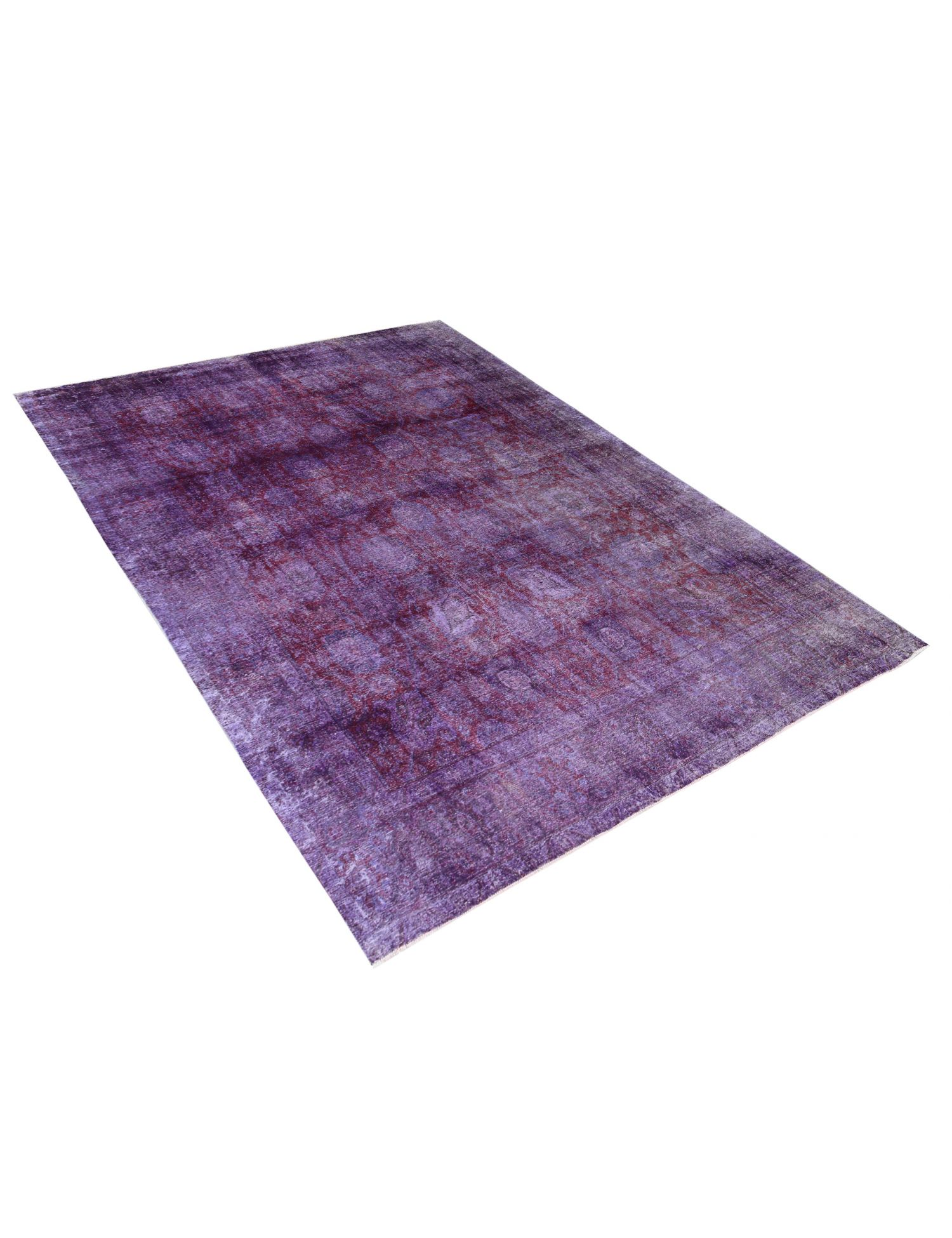 Vintage Carpets  purple <br/>398 x 327 cm