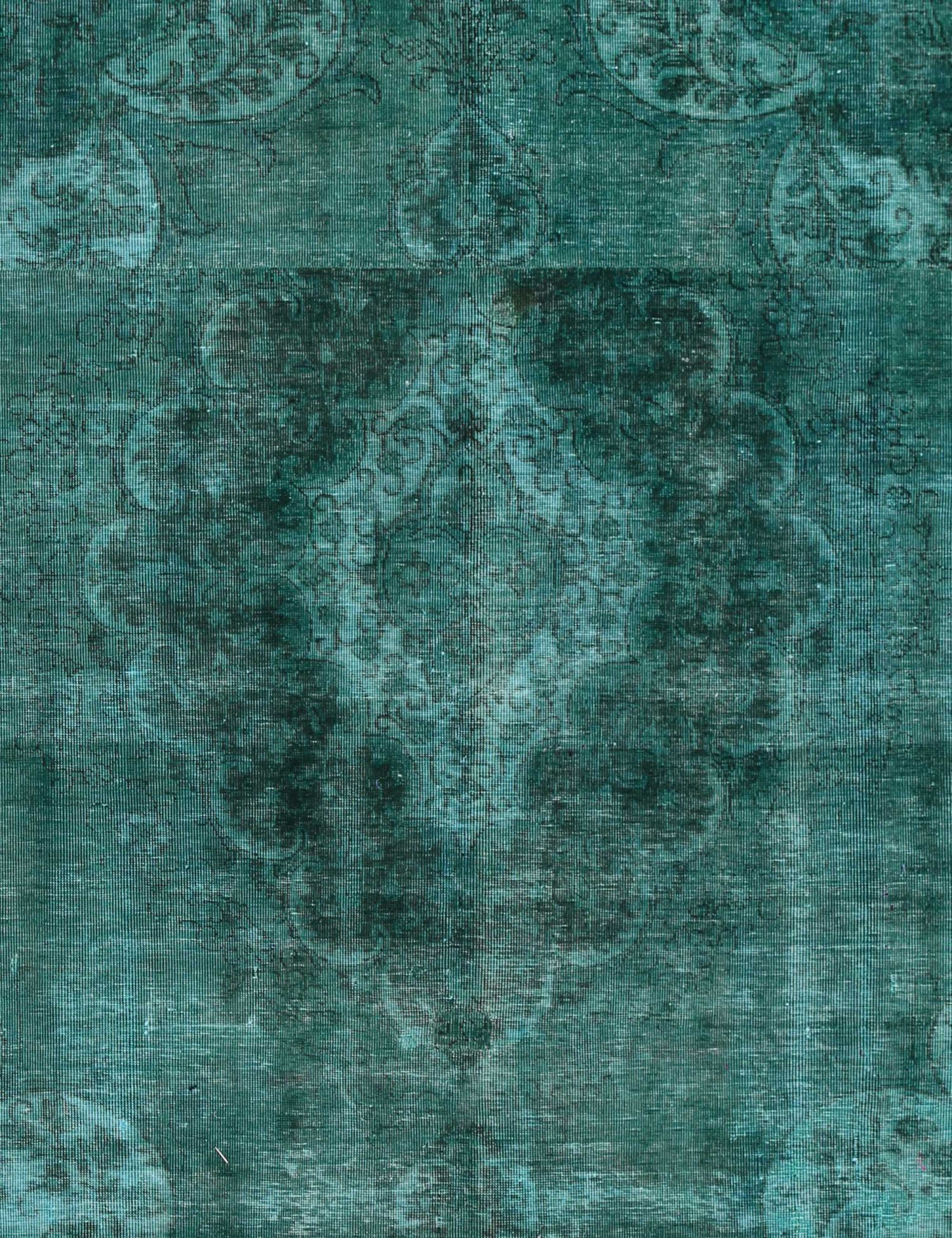 Vintage Carpet  green <br/>346 x 292 cm