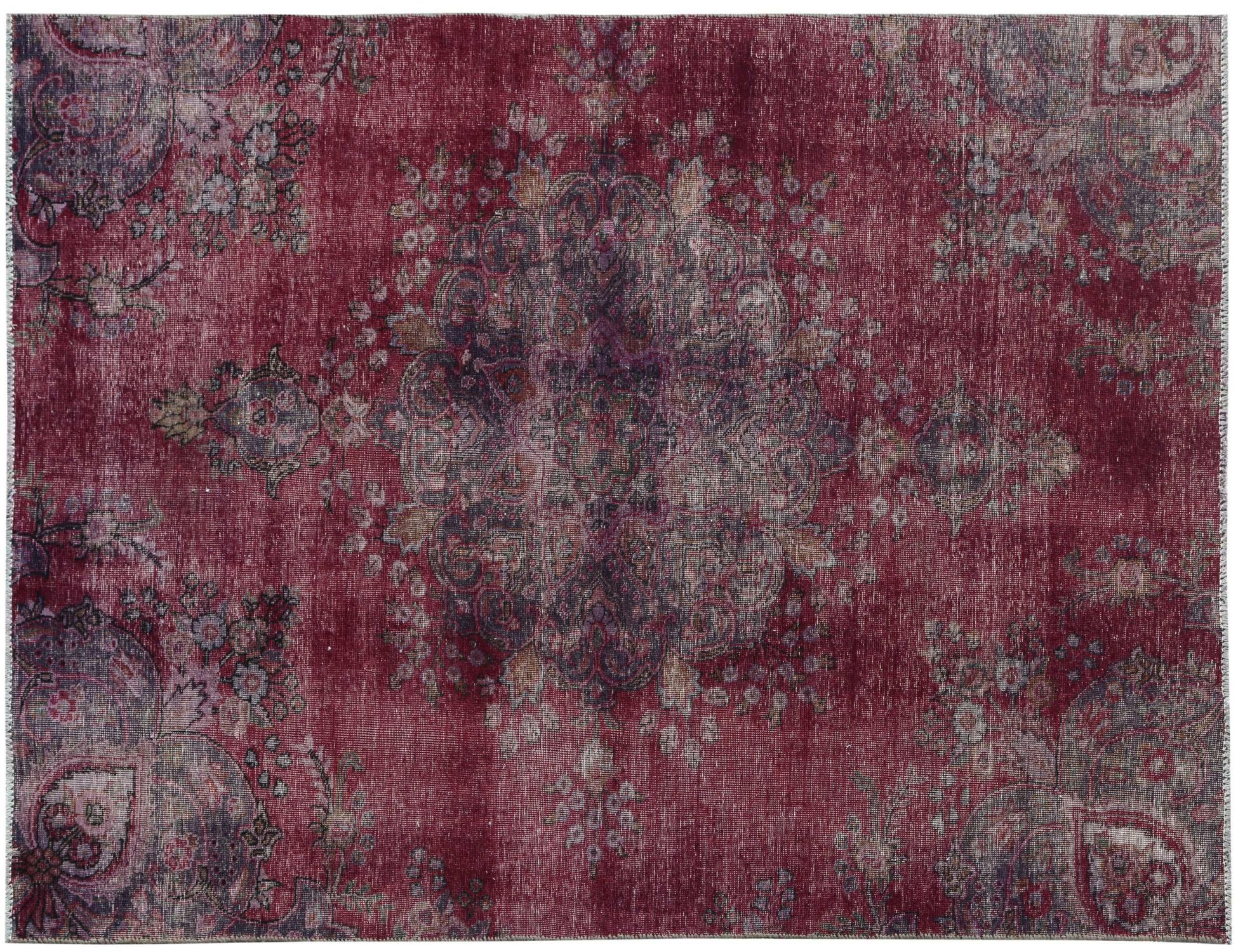 Vintage Carpet  purple <br/>278 x 178 cm