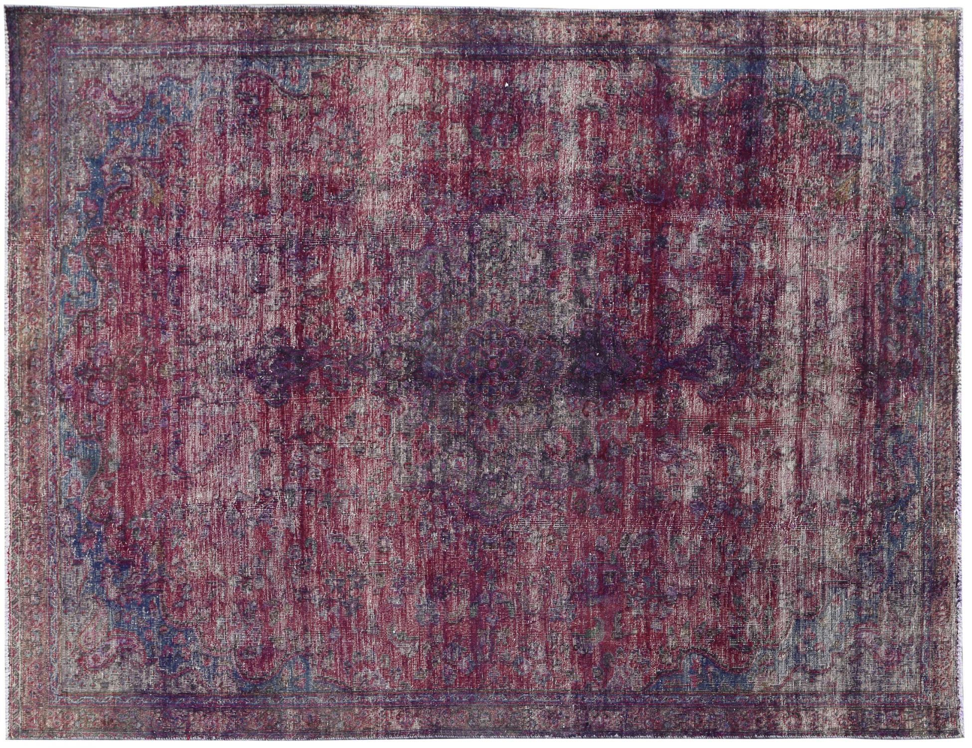 Vintage Carpet  purple <br/>268 x 182 cm