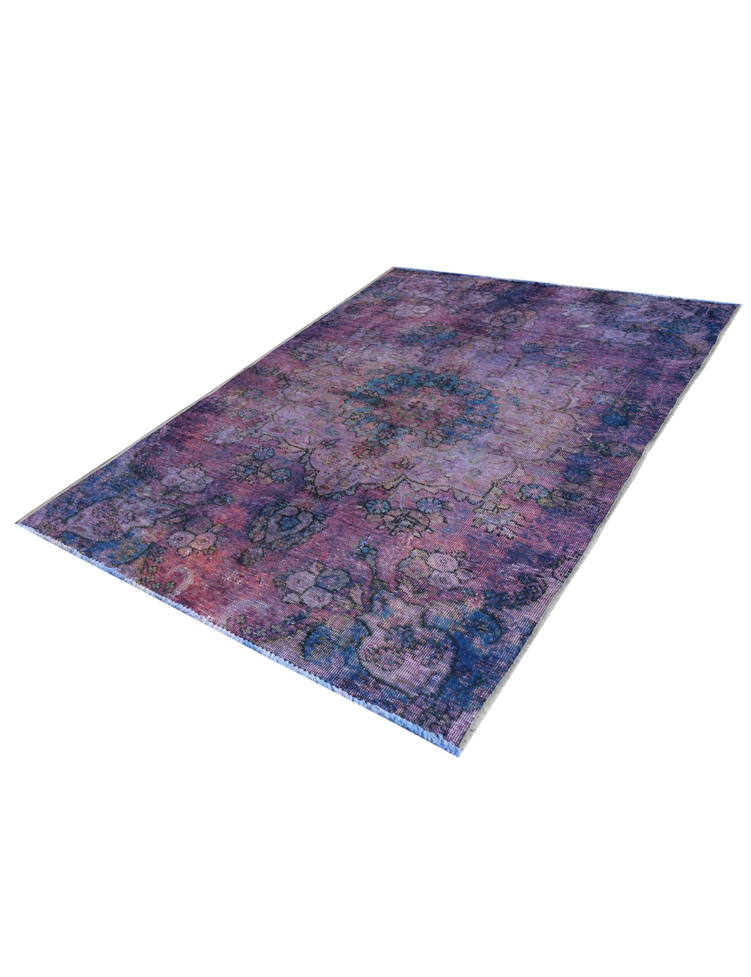 Vintage Carpet  blue <br/>204 x 126 cm
