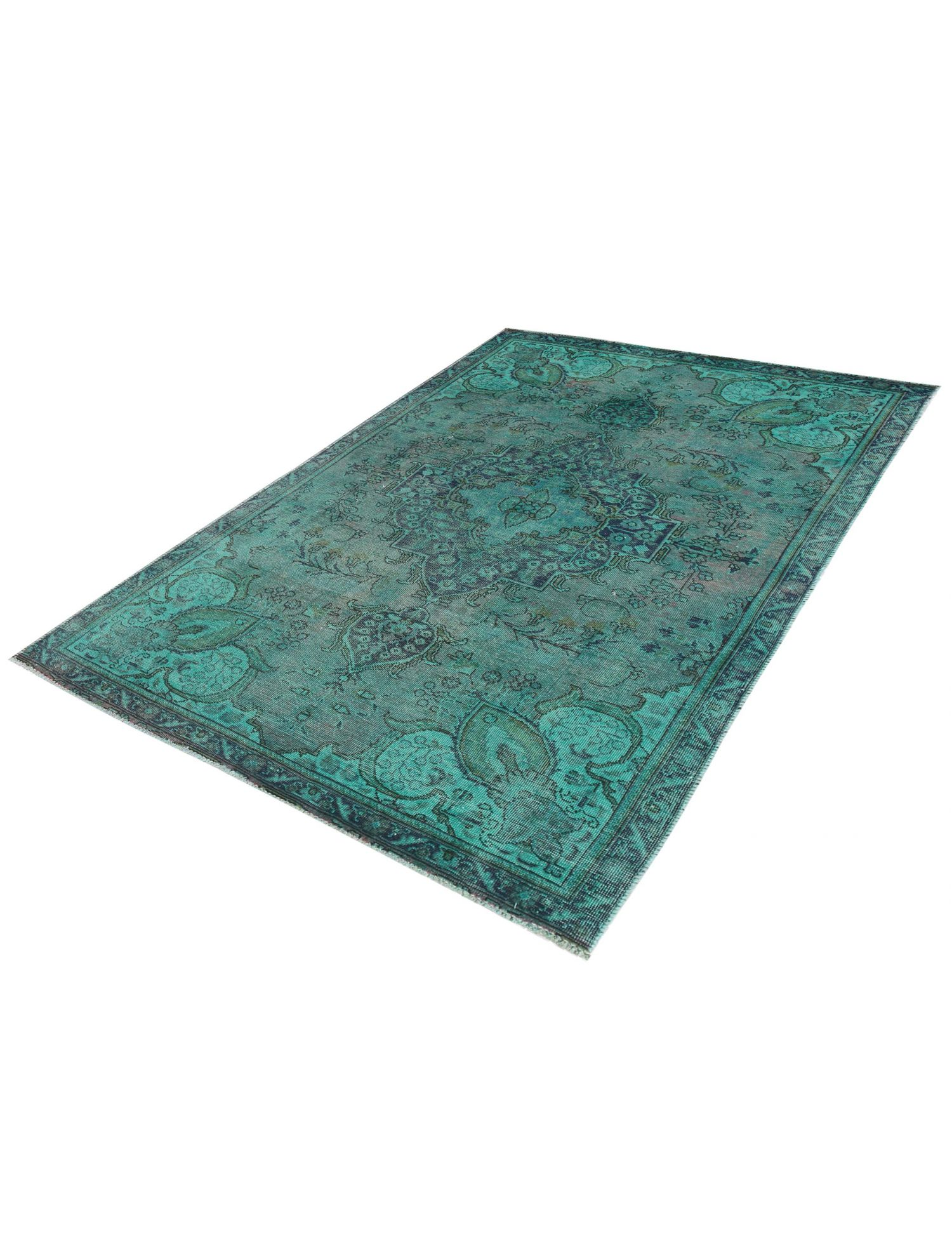 Vintage Carpet  green <br/>234 x 141 cm