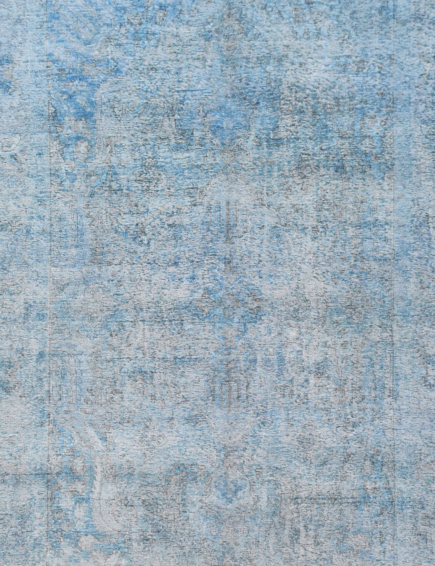 Vintage Carpet  blue <br/>295 x 190 cm