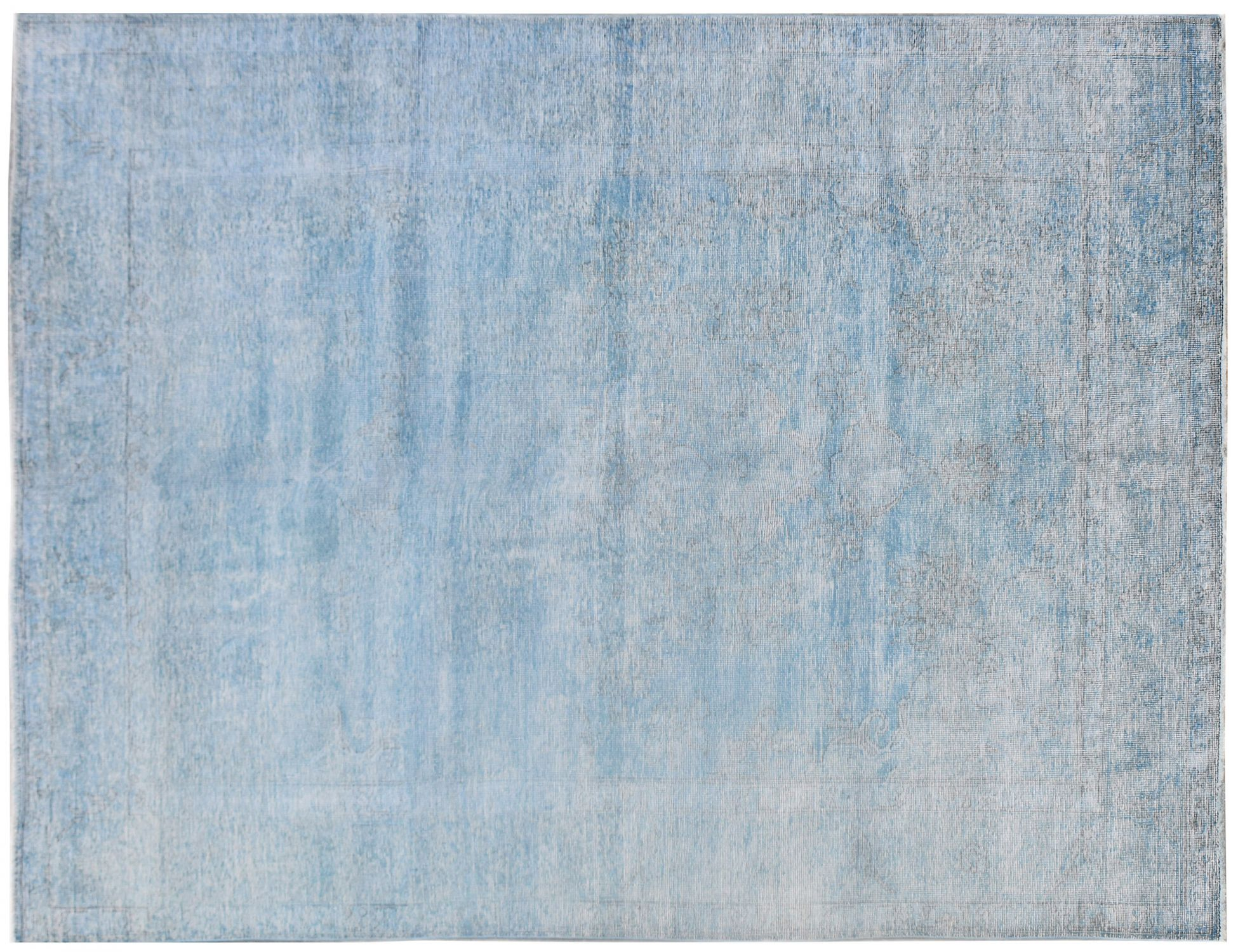 Vintage Carpet  blue <br/>297 x 197 cm
