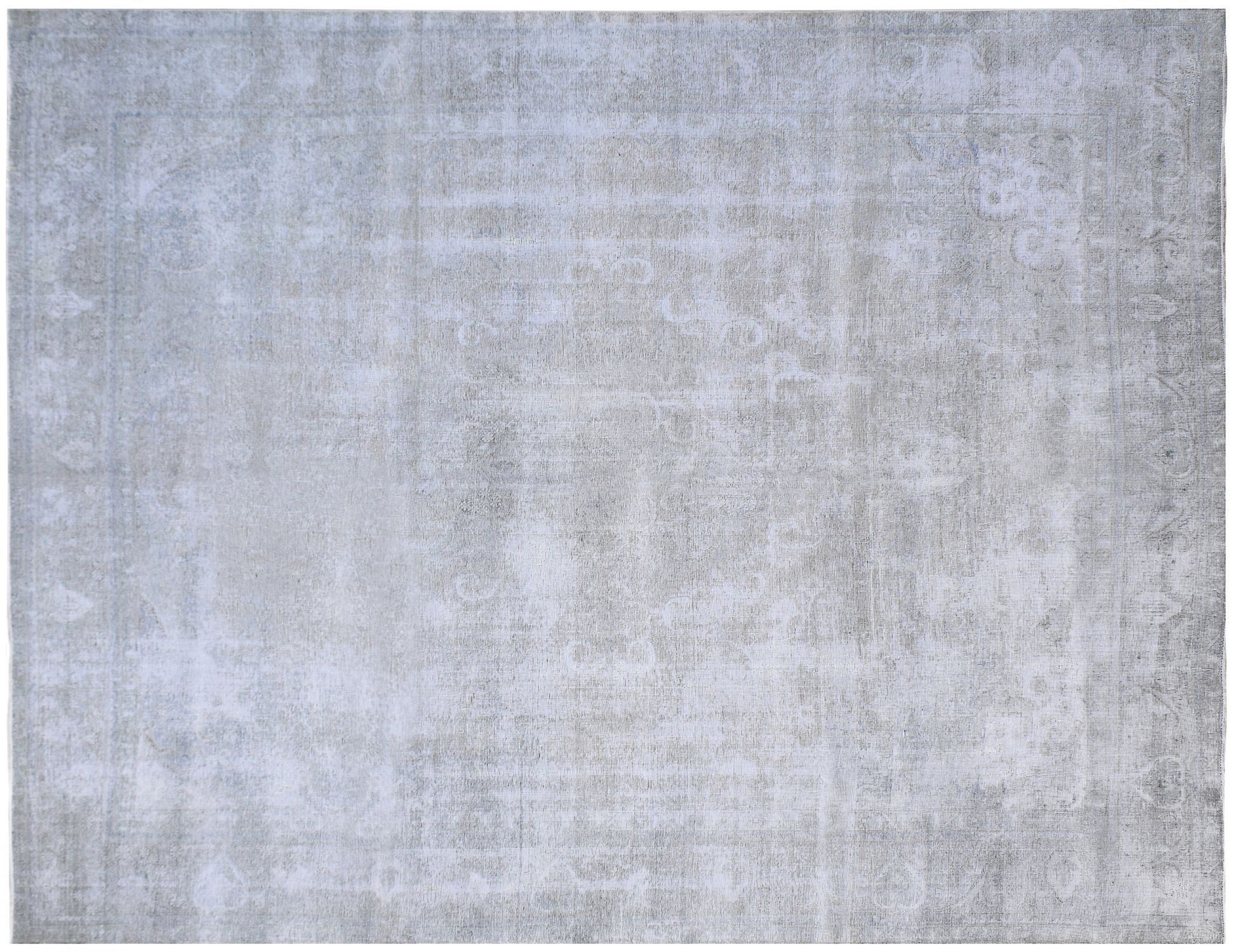 Vintage Carpet  grey <br/>380 x 293 cm