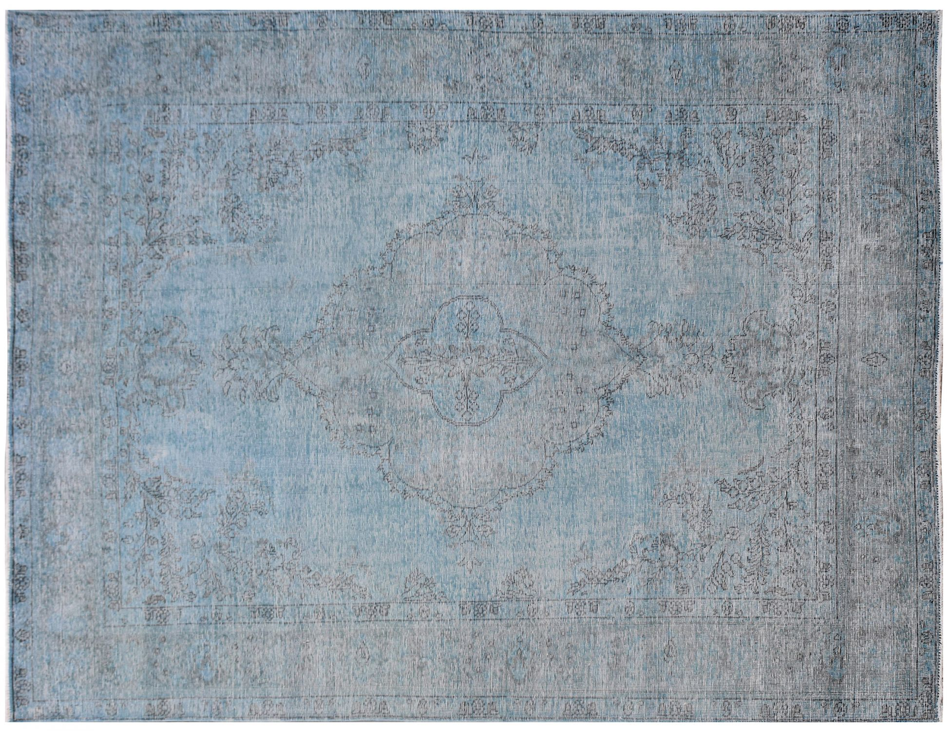 Vintage Carpet  blue <br/>282 x 198 cm