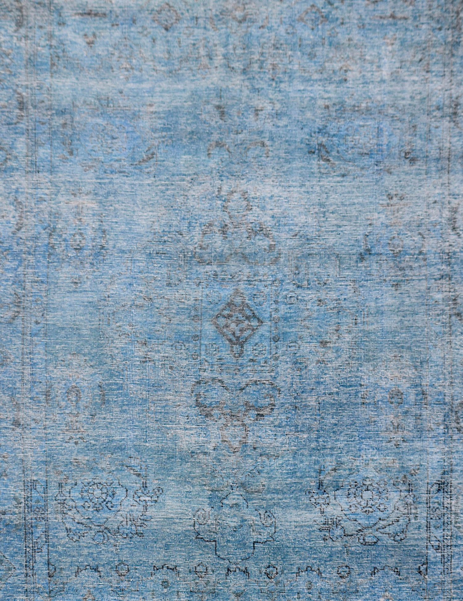 Vintage Carpet  blue <br/>288 x 201 cm