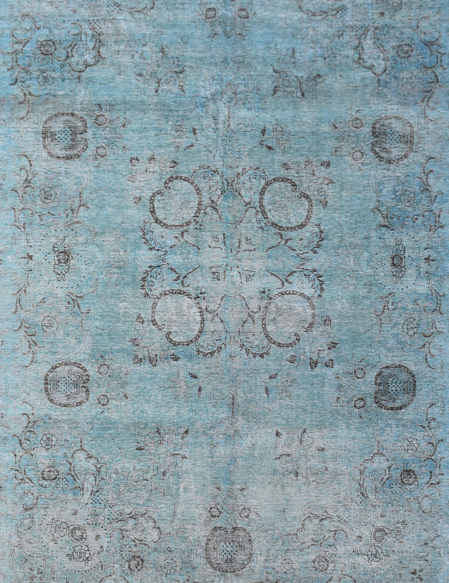 Vintage Carpet  blue <br/>321 x 238 cm