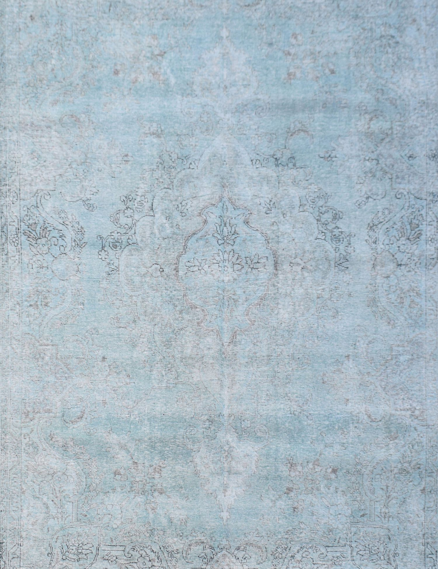 Vintage Carpet  blue <br/>398 x 295 cm