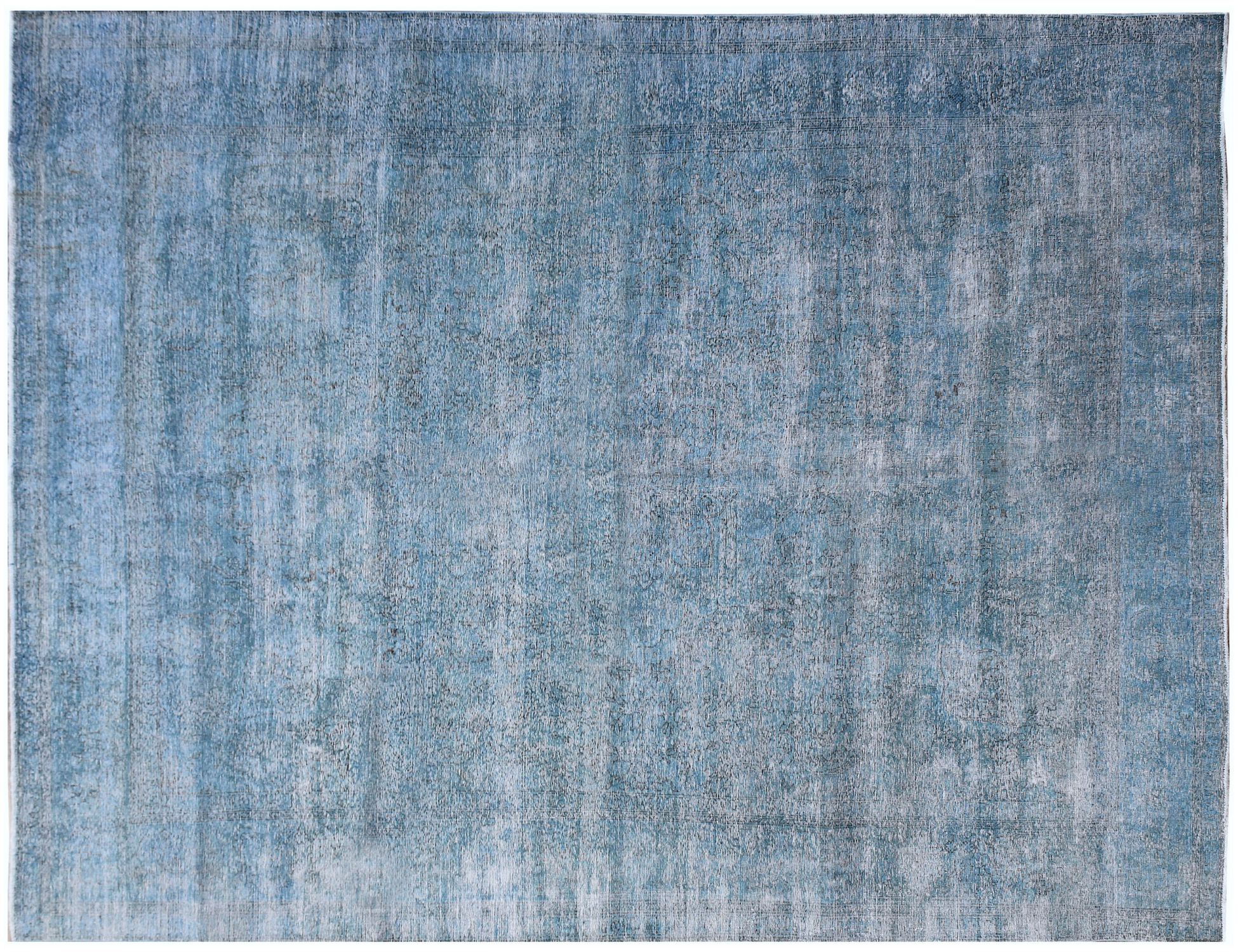 Vintage Carpet  blue <br/>378 x 292 cm