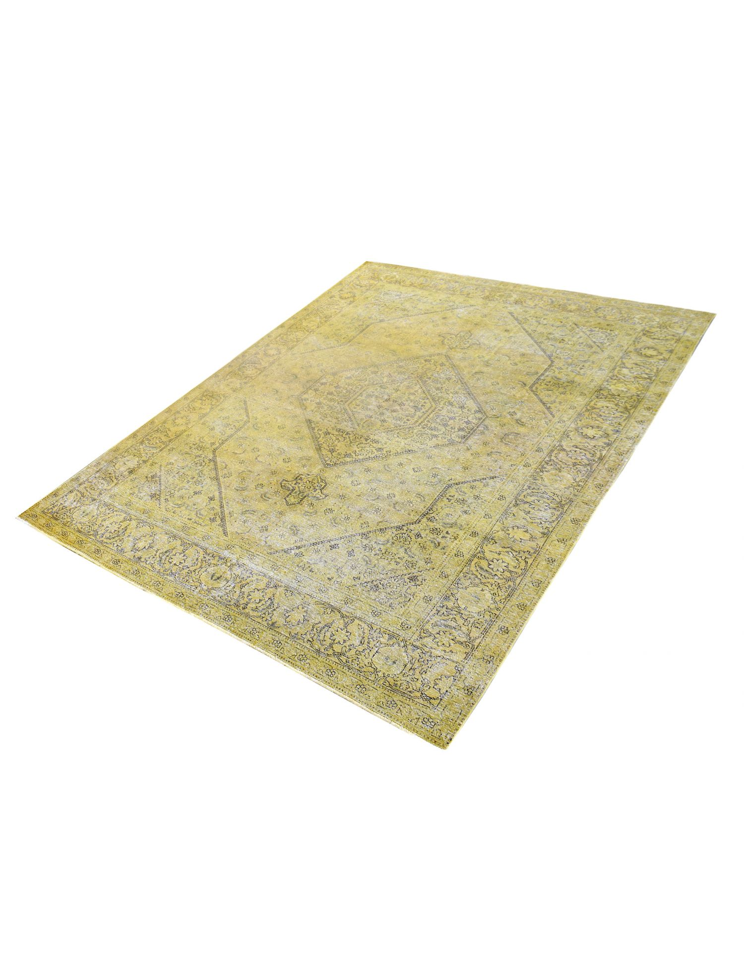 Vintage Carpet  yellow <br/>316 x 223 cm