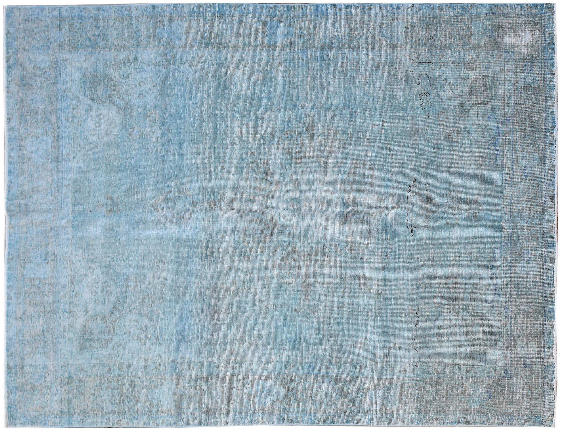 Vintage Carpet  blue <br/>292 x 195 cm