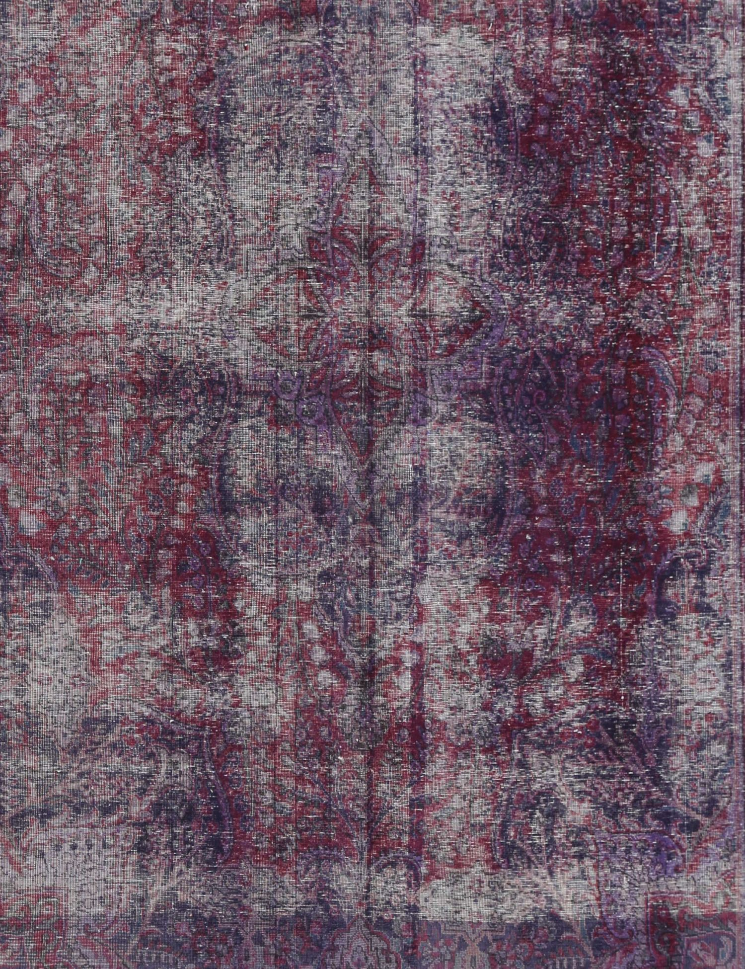 Vintage Carpet  purple <br/>342 x 245 cm