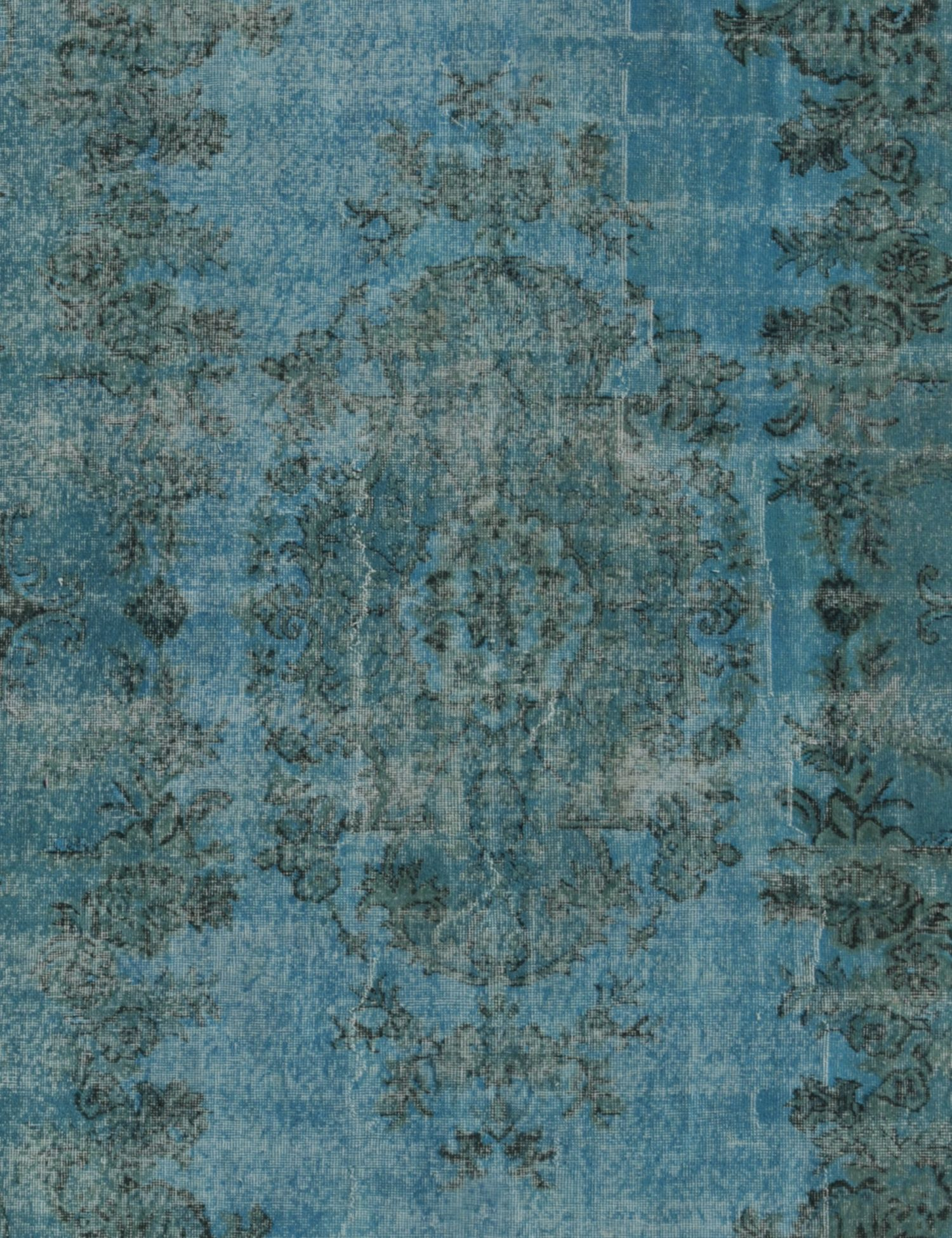 Vintage Carpet  blue <br/>306 x 200 cm