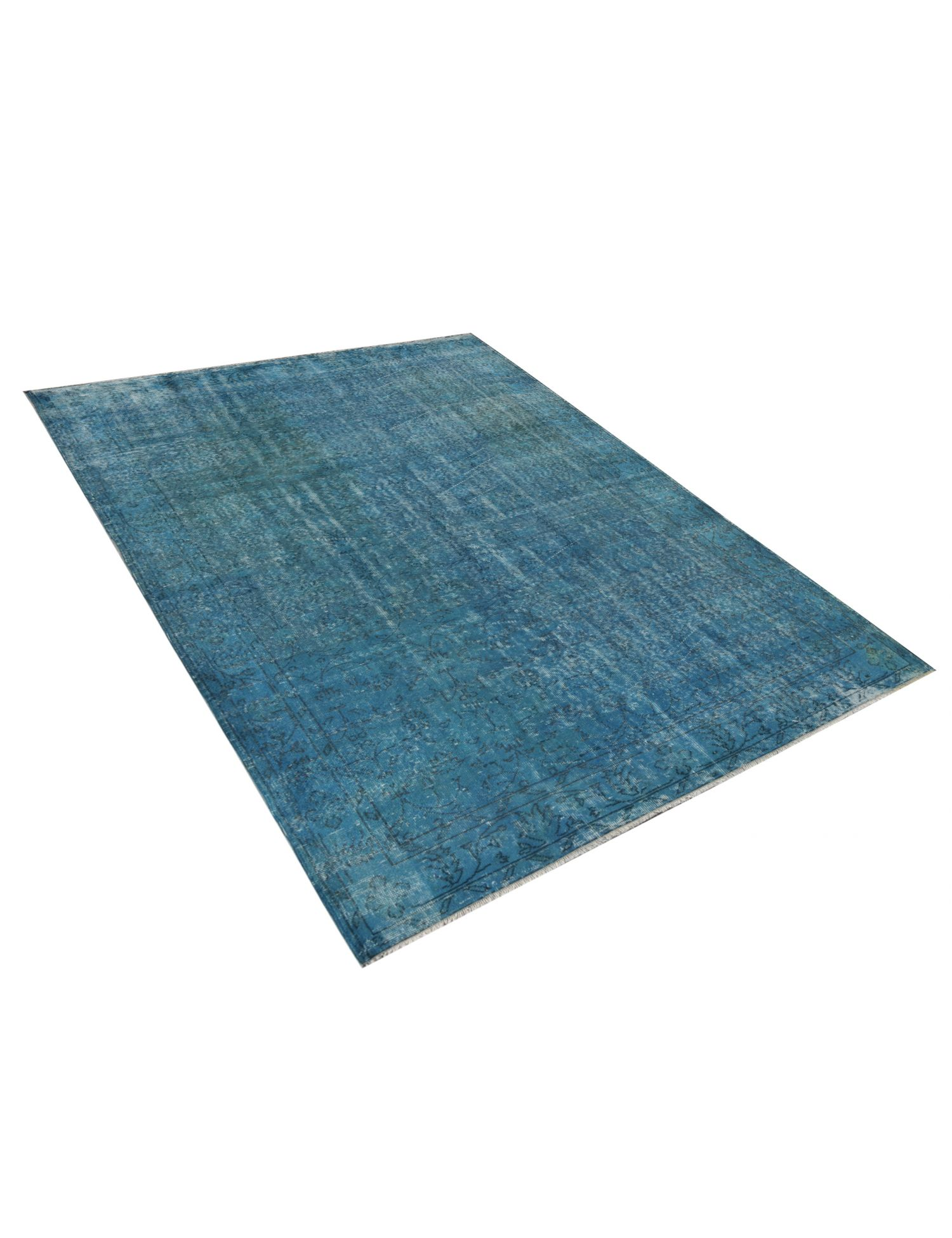Vintage Carpet  blue <br/>284 x 178 cm