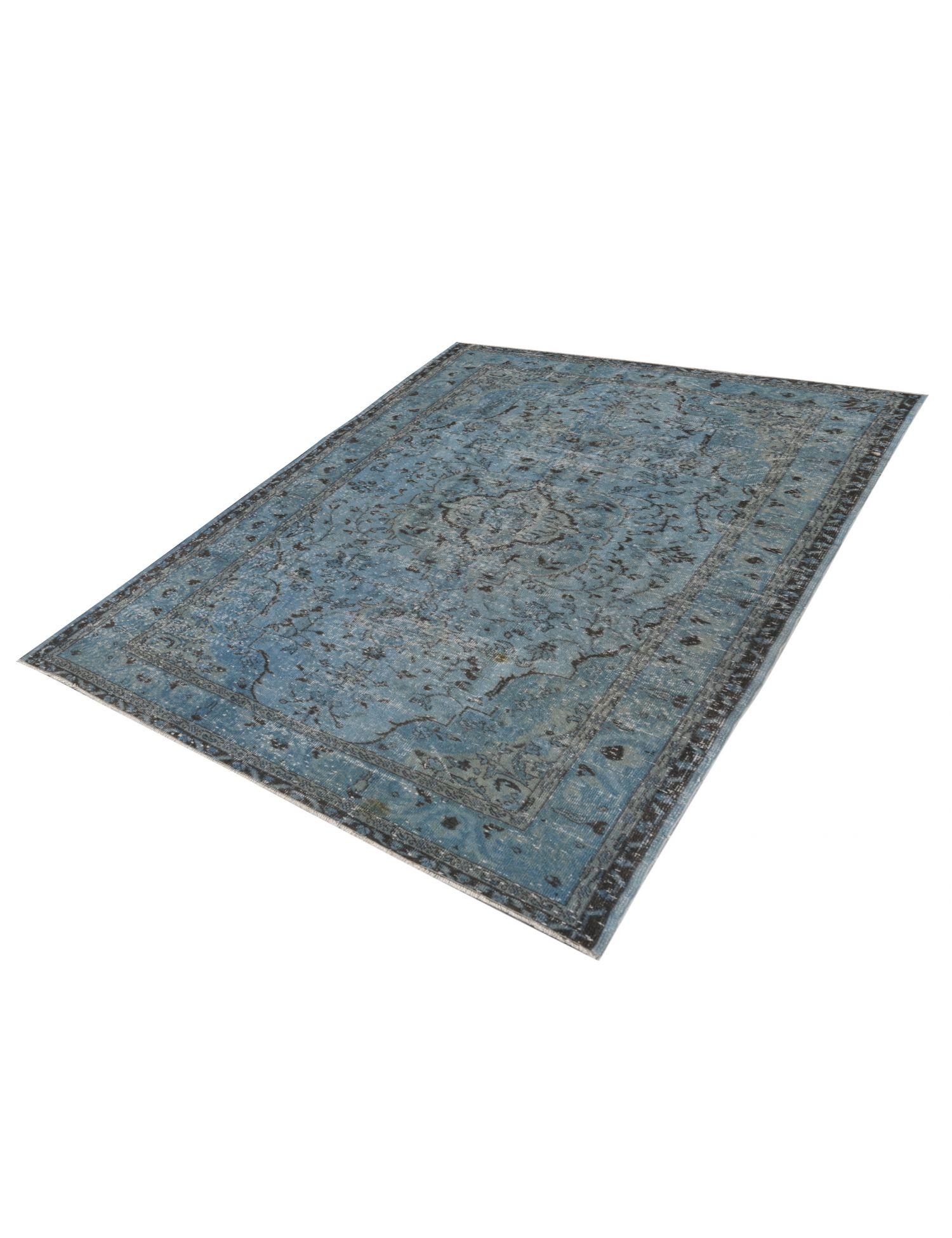 Vintage Carpet  blue <br/>236 x 155 cm