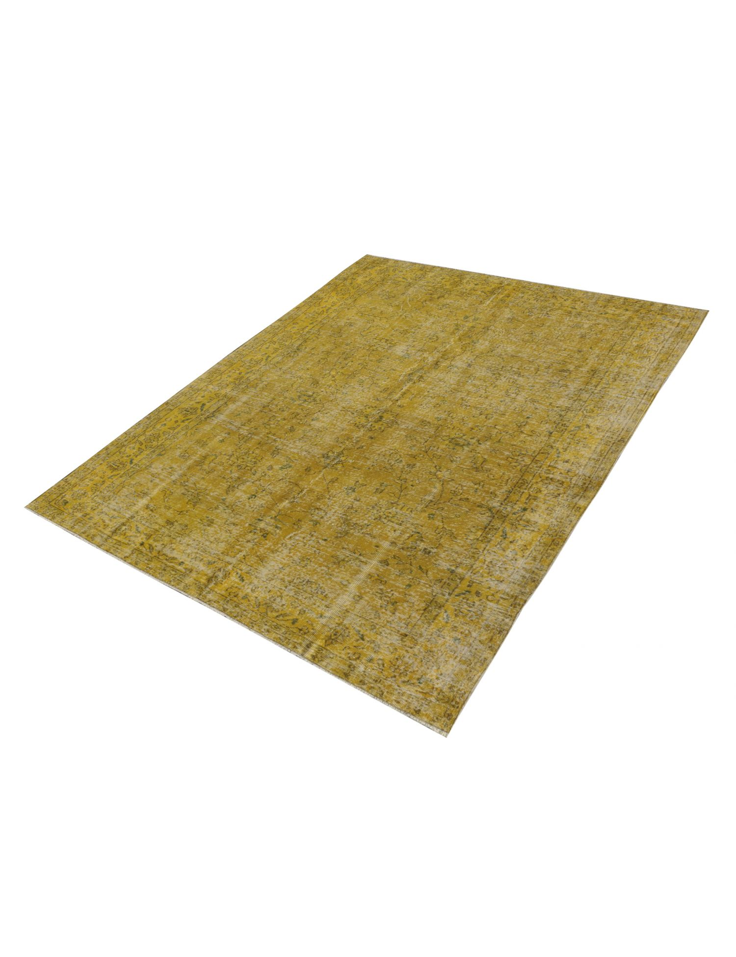 Vintage Carpet  yellow <br/>301 x 194 cm