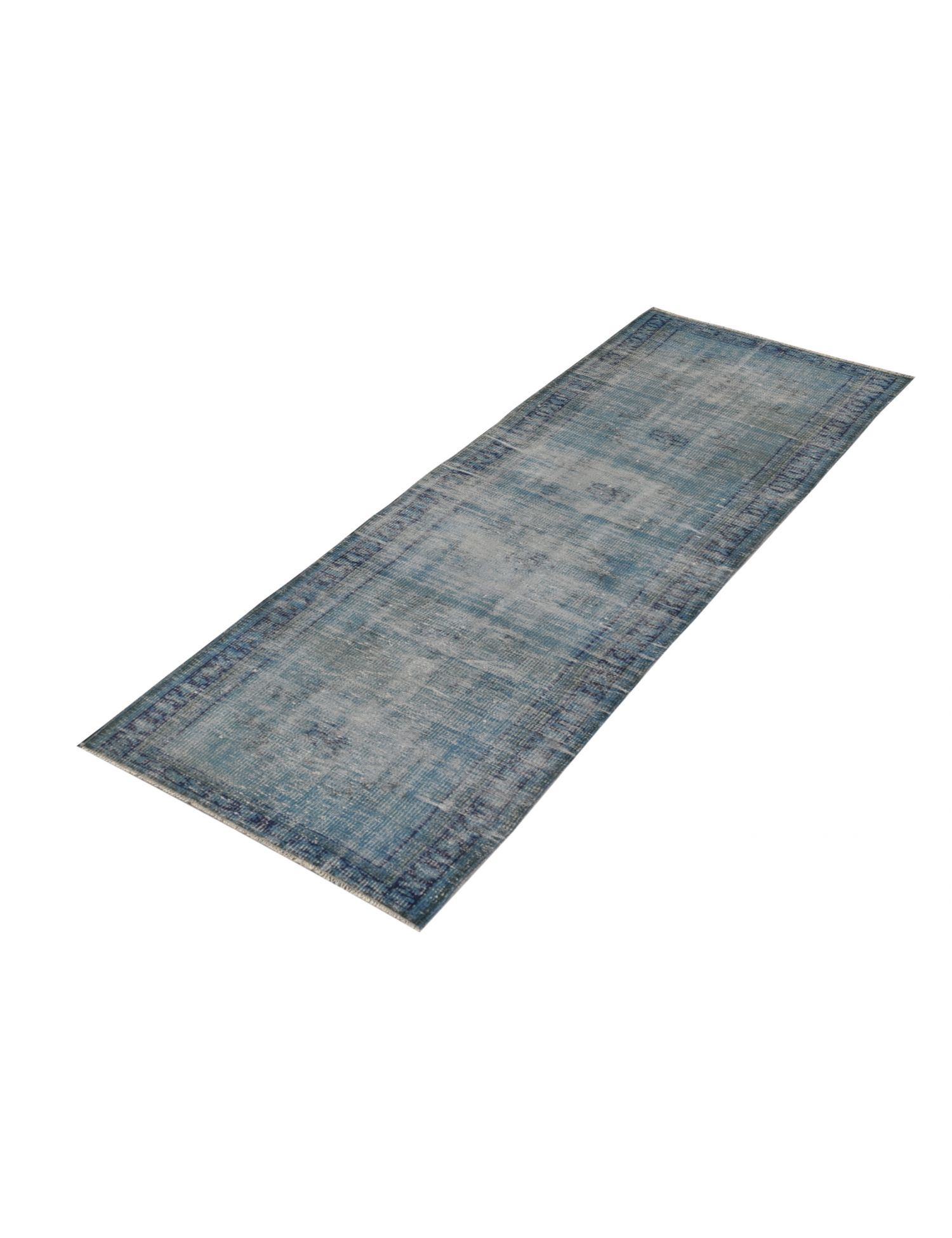 Vintage Carpet  blue <br/>320 x 80 cm