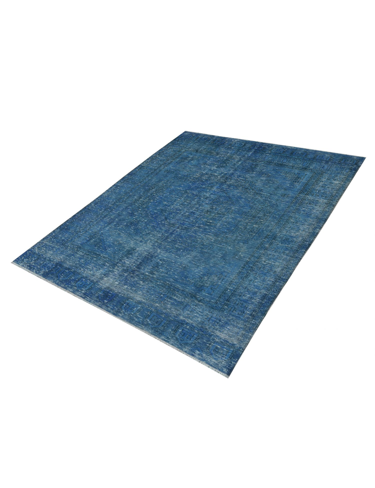 Vintage Carpet  blue <br/>270 x 194 cm