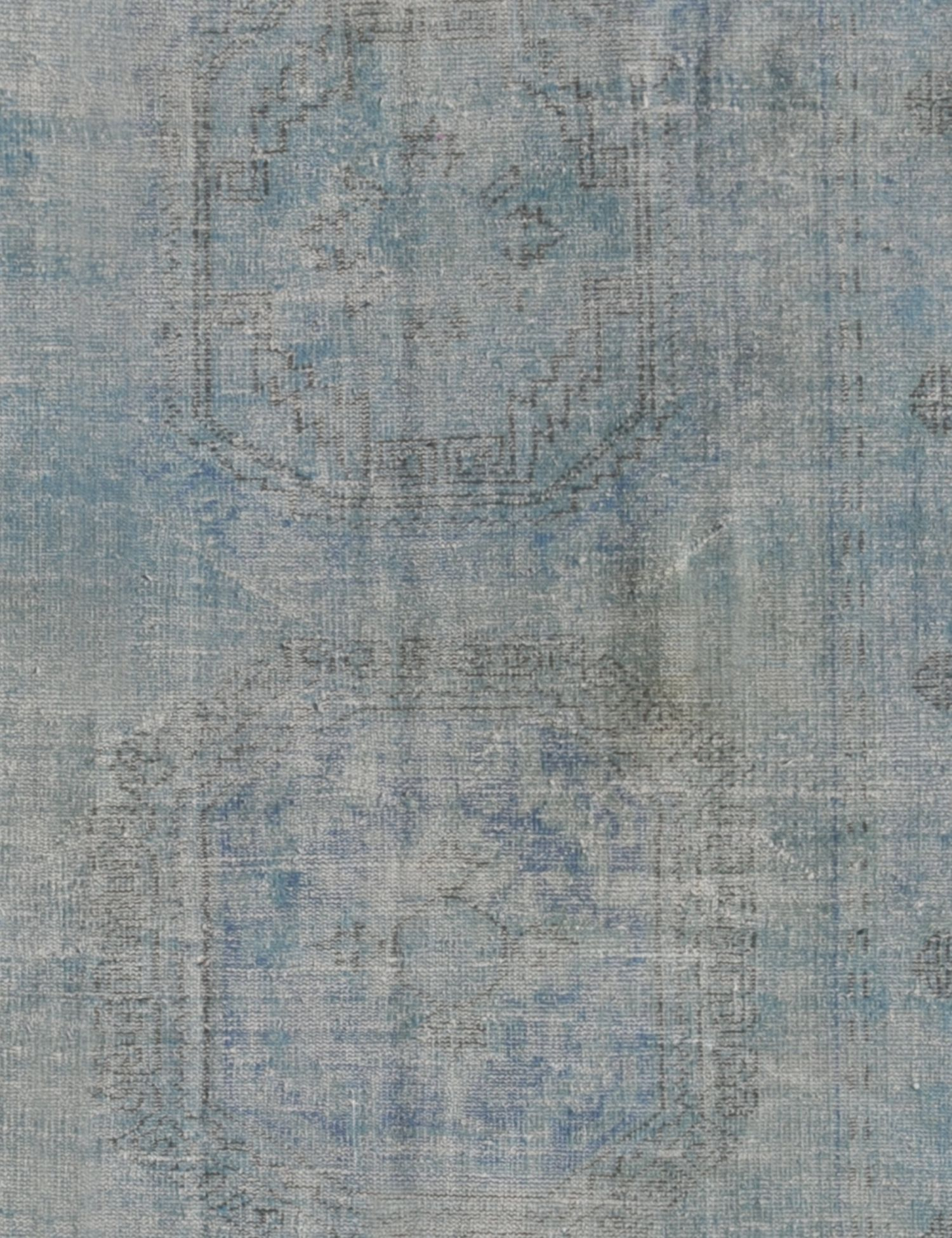 Vintage Carpet  blue <br/>334 x 151 cm