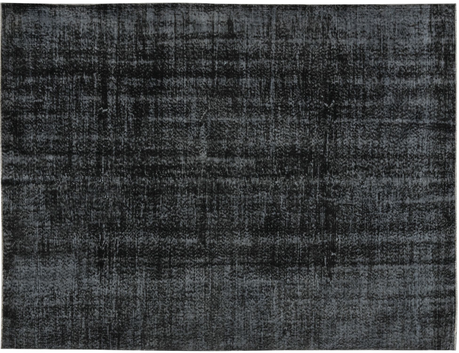 Vintage Carpet  black <br/>297 x 190 cm