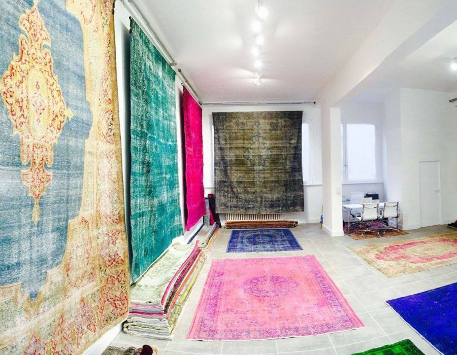 Should you buy Persian or Turkish quality vintage carpet?